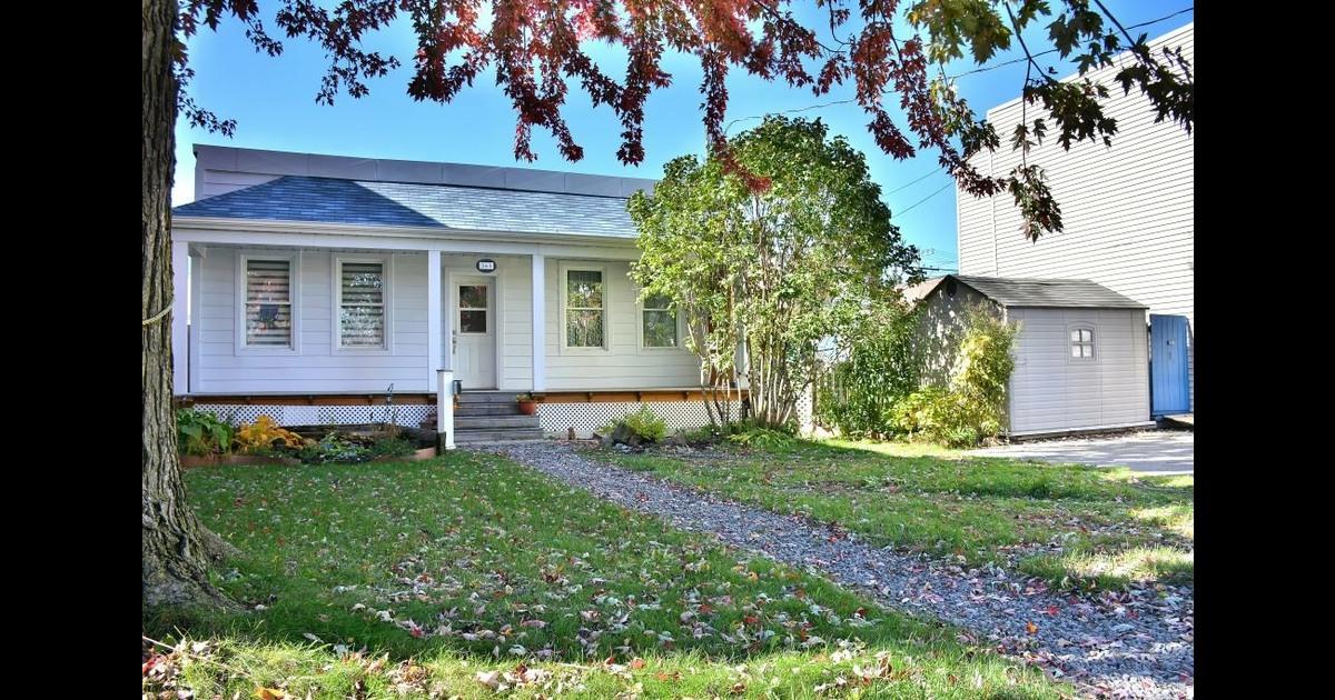 House For Sale Lachine Montr 233 Al 5 Rooms
