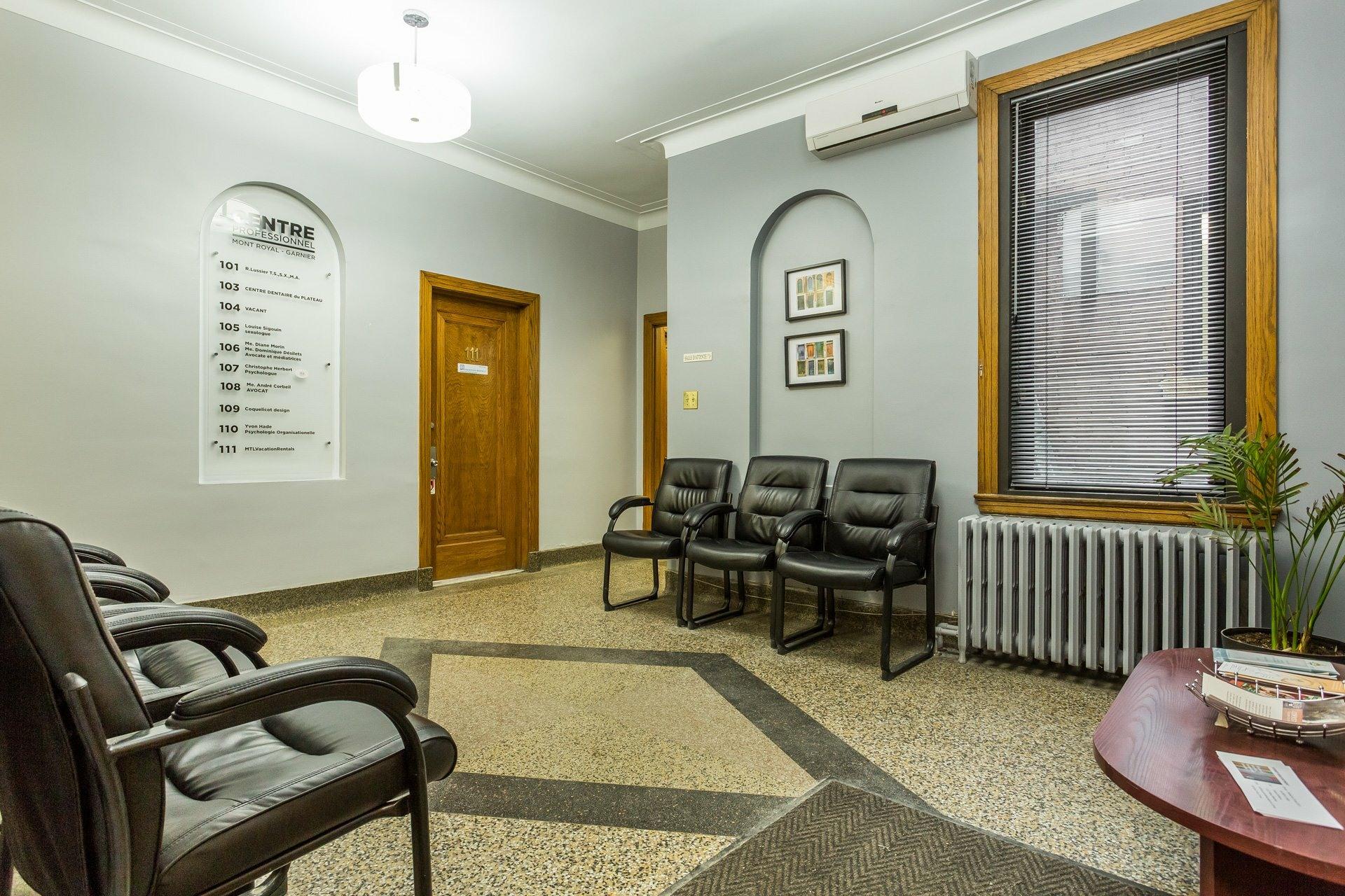 image 1 - Office For rent Le Plateau-Mont-Royal Montréal
