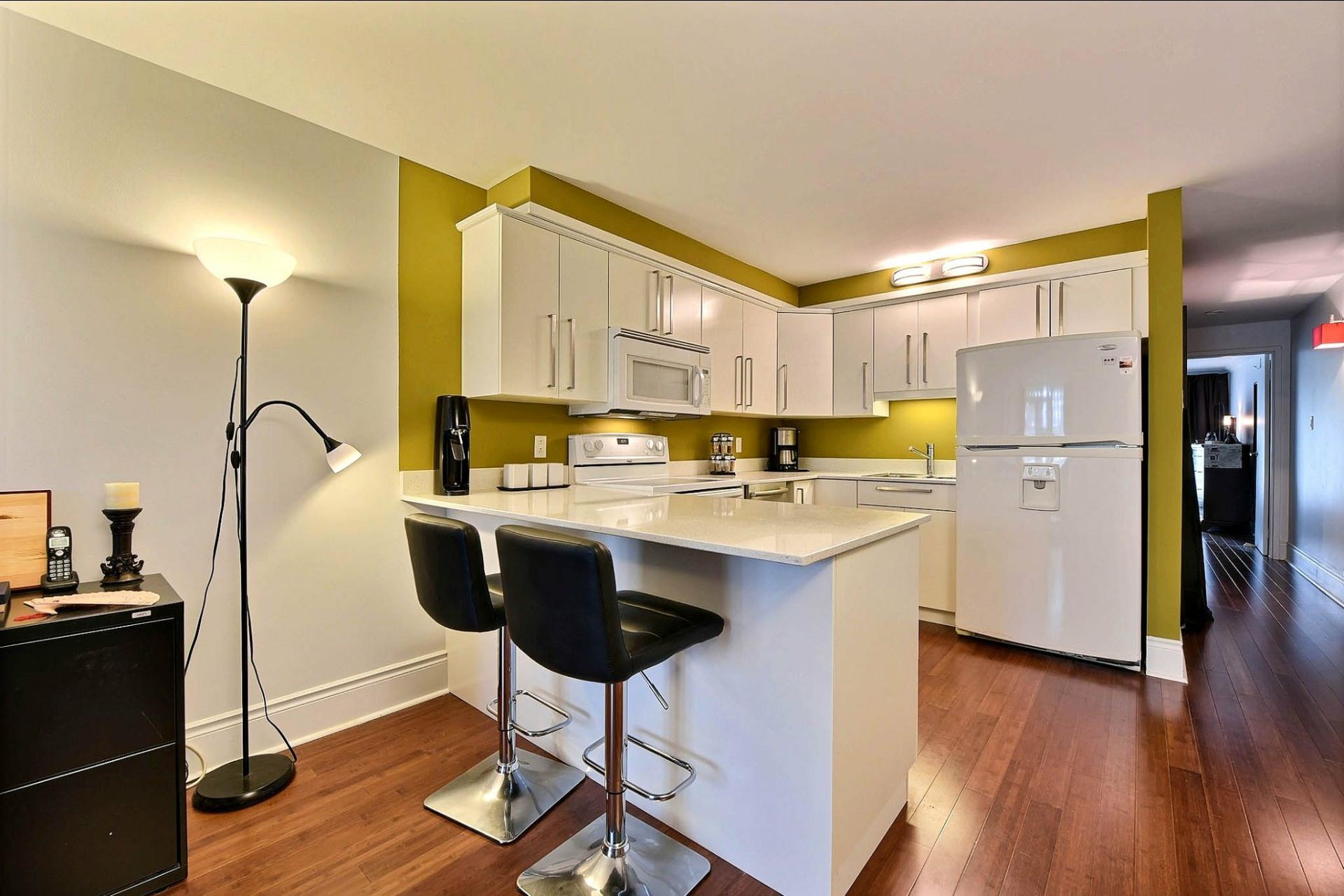 image 6 - Apartment For sale Montréal Mercier/Hochelaga-Maisonneuve  - 5 rooms