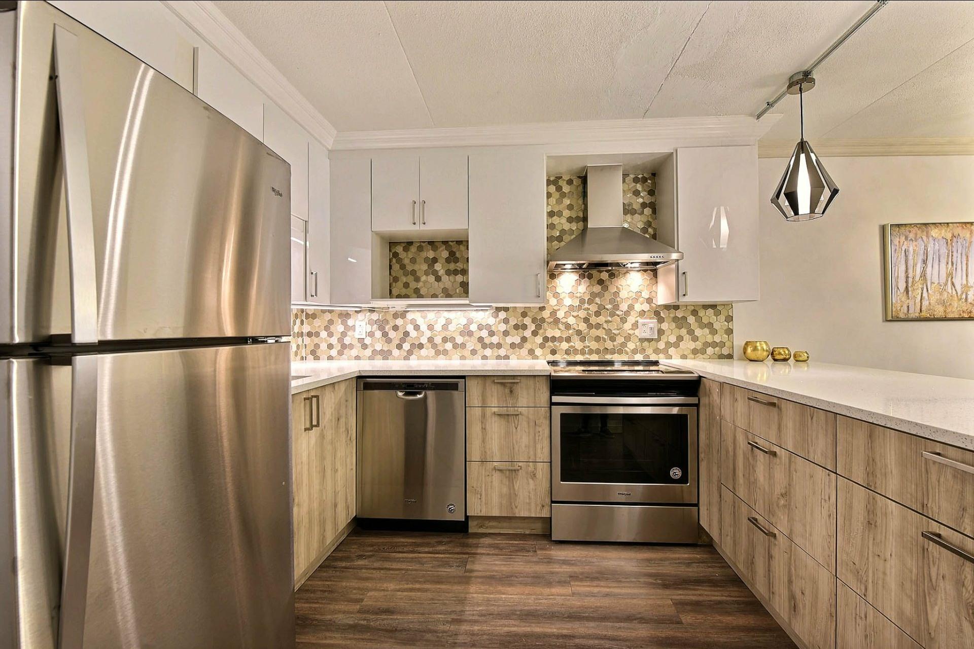 image 2 - Apartment For sale Montréal Mercier/Hochelaga-Maisonneuve  - 7 rooms