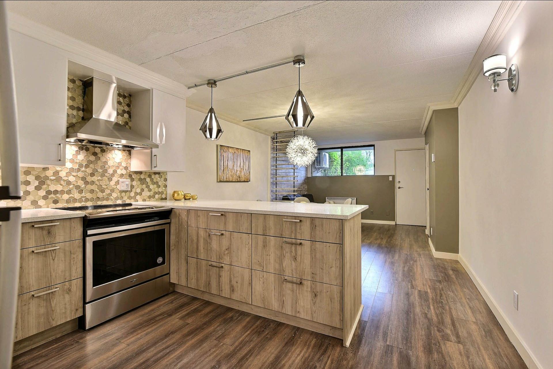 image 5 - Apartment For sale Montréal Mercier/Hochelaga-Maisonneuve  - 7 rooms