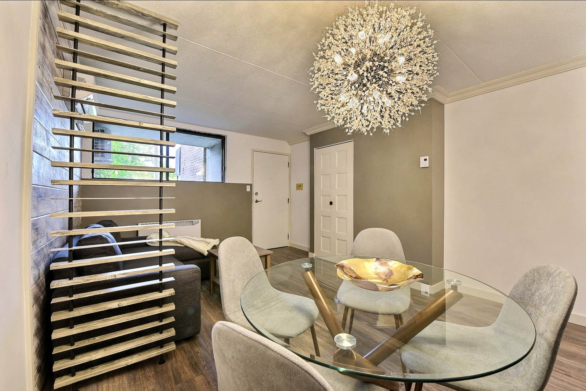image 4 - Apartment For sale Montréal Mercier/Hochelaga-Maisonneuve  - 7 rooms