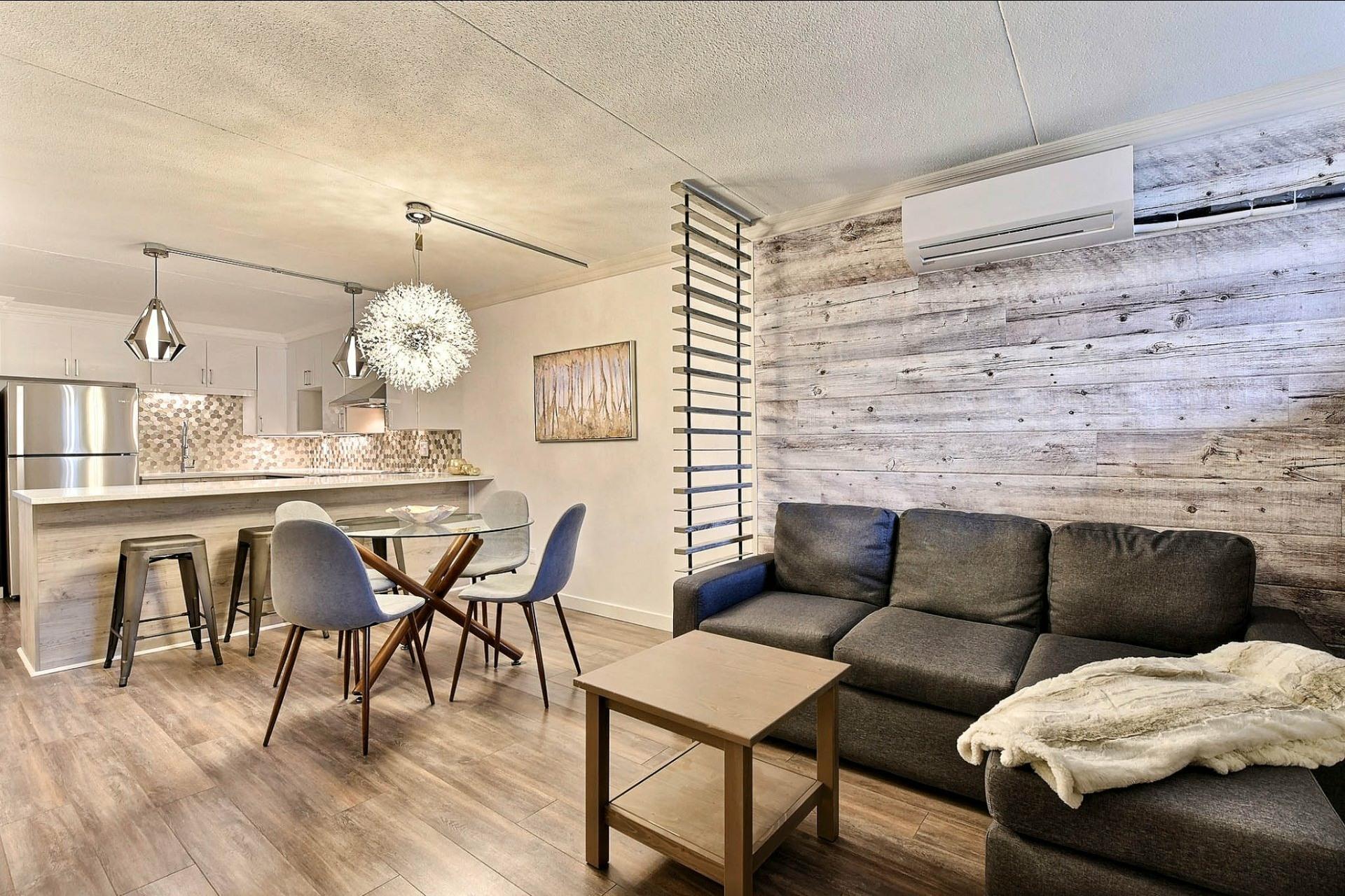 image 0 - Apartment For sale Montréal Mercier/Hochelaga-Maisonneuve  - 7 rooms