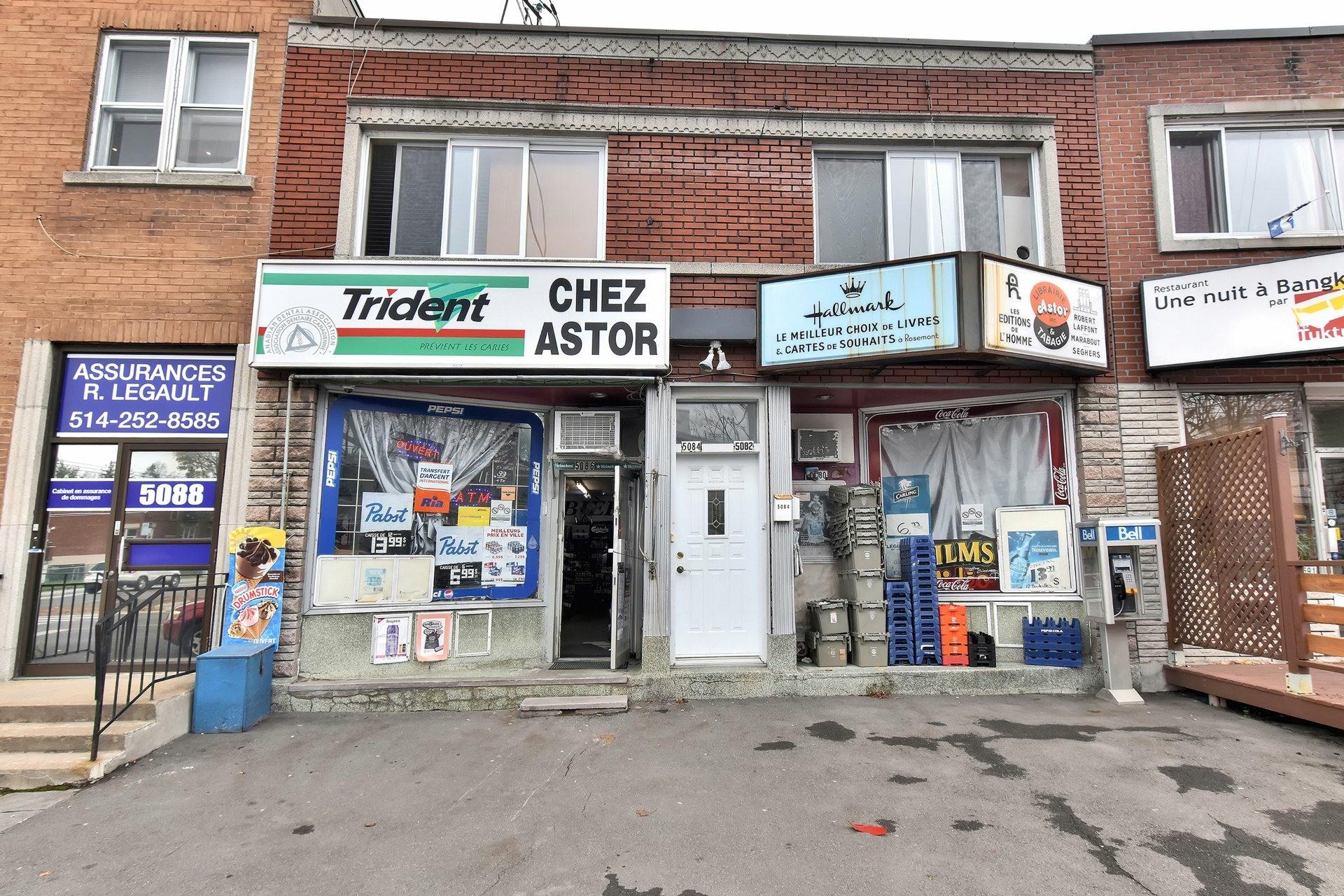 image 0 - Triplex À vendre Rosemont/La Petite-Patrie Montréal  - 3 pièces