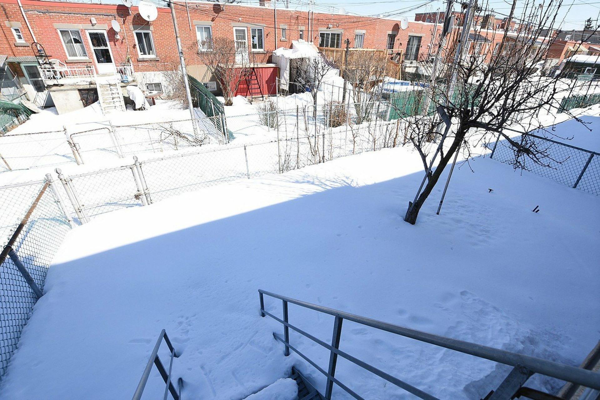 image 21 - Duplex À vendre Montréal Villeray/Saint-Michel/Parc-Extension  - 7 pièces