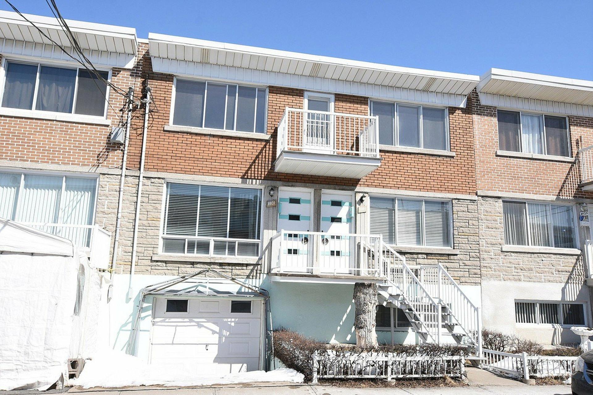 image 0 - Duplex À vendre Montréal Villeray/Saint-Michel/Parc-Extension  - 7 pièces
