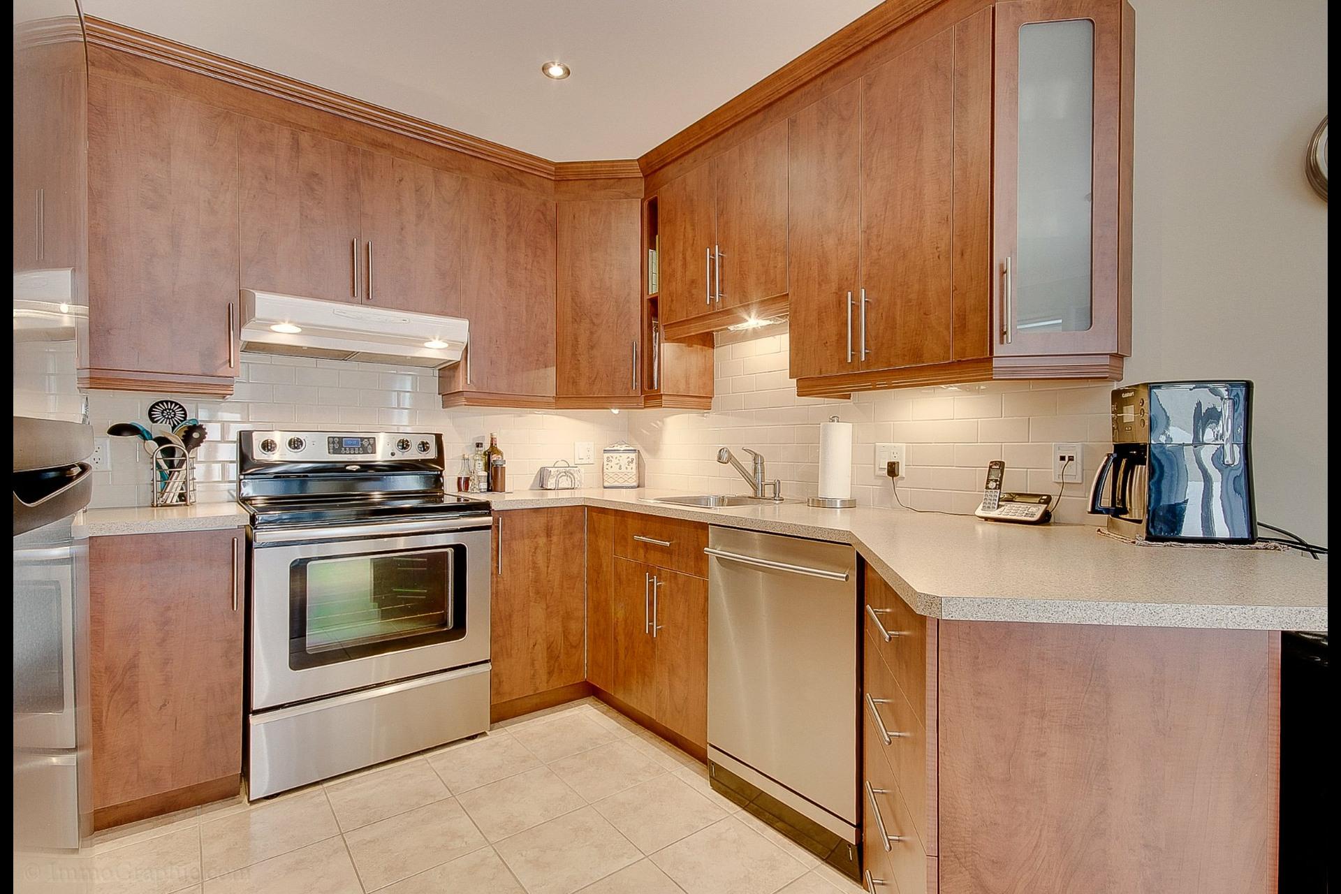 image 8 - Appartement À vendre Trois-Rivières - 9 pièces