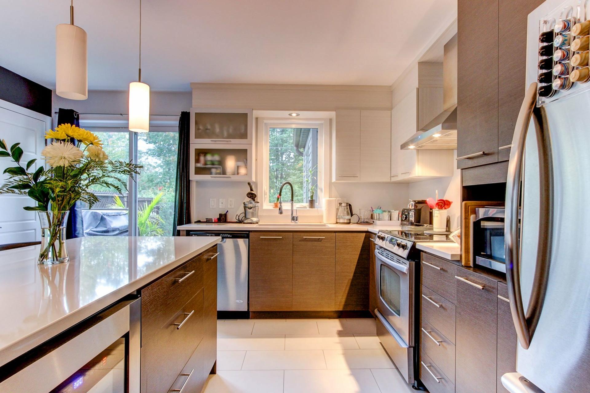 image 5 - Apartment For sale Trois-Rivières - 7 rooms
