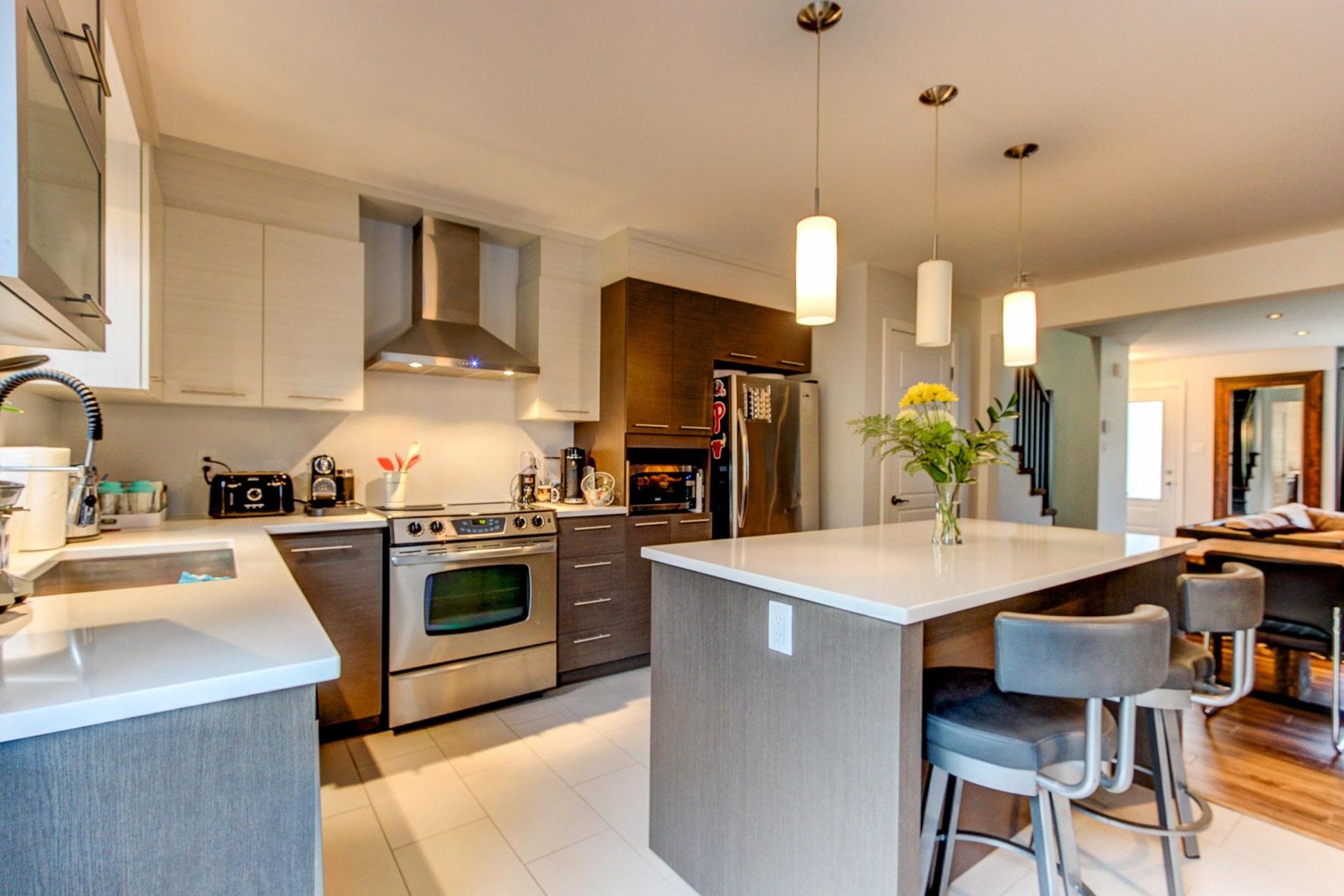image 1 - Apartment For sale Trois-Rivières - 7 rooms