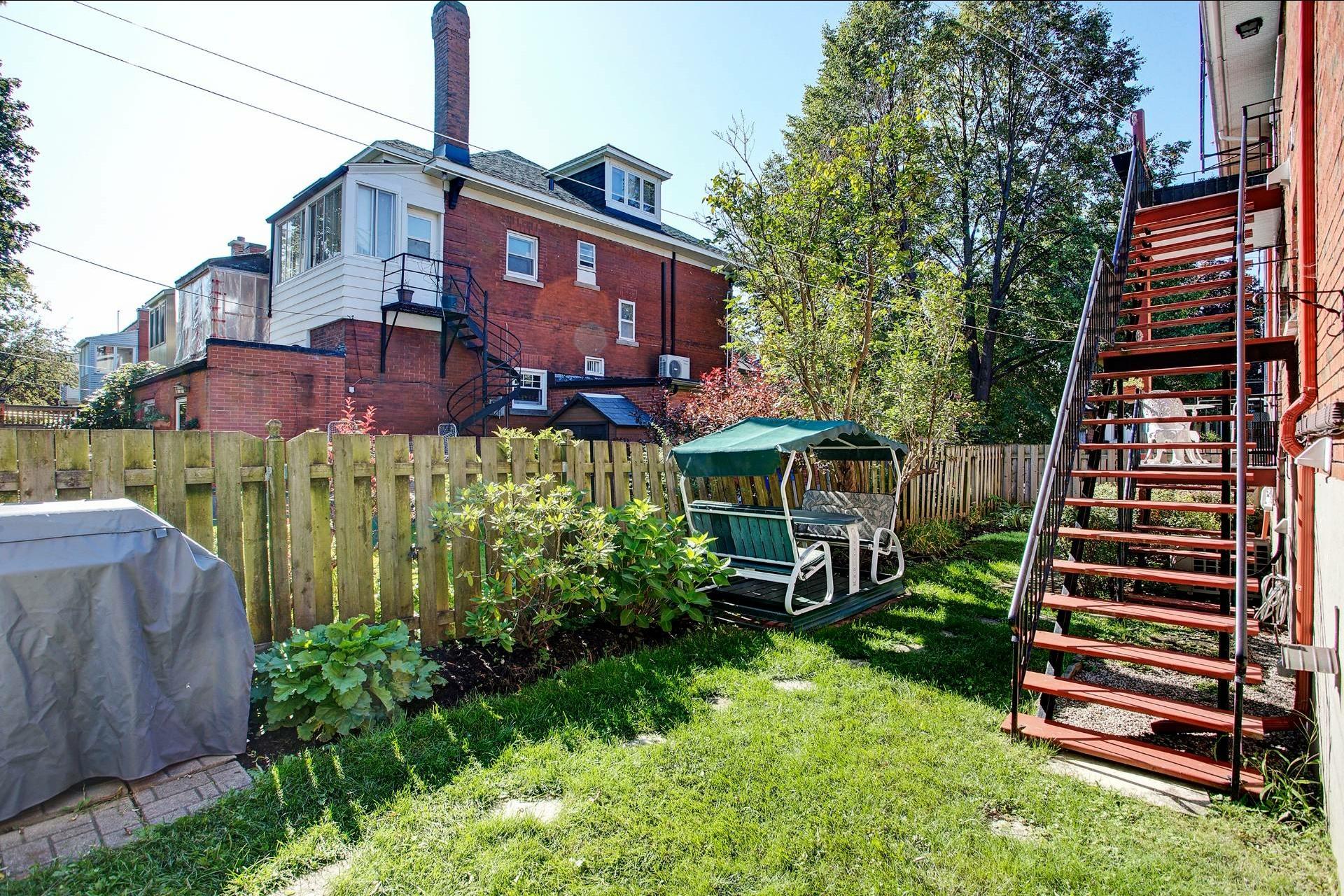 image 26 - Duplex À vendre Montréal-Ouest - 6 pièces