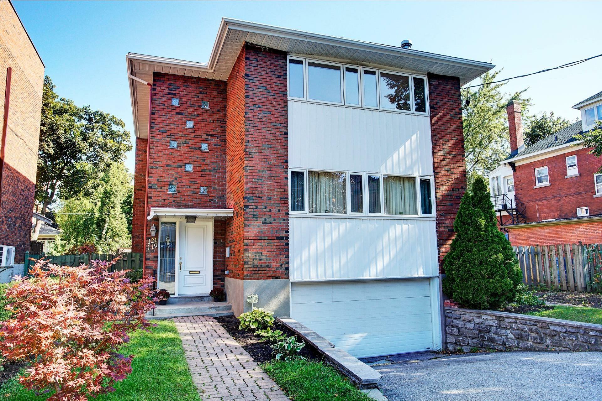 image 0 - 复式 出售 Montréal-Ouest - 6 室