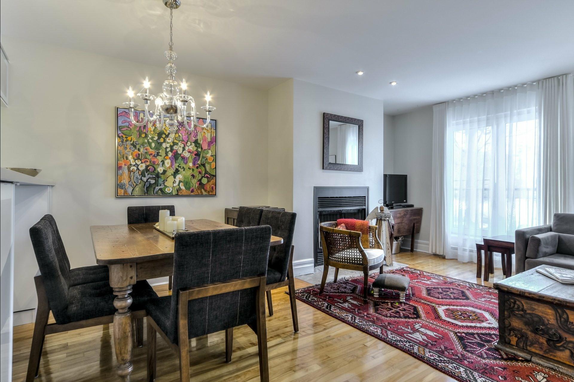 image 2 - Apartment For sale Montréal Outremont  - 10 rooms