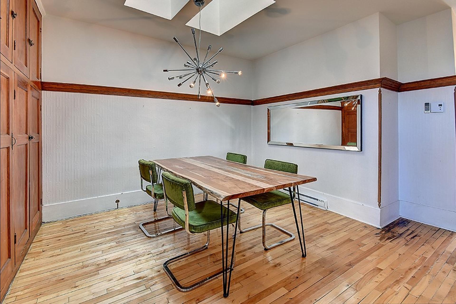 image 5 - Duplex À vendre Montréal Le Sud-Ouest  - 6 pièces