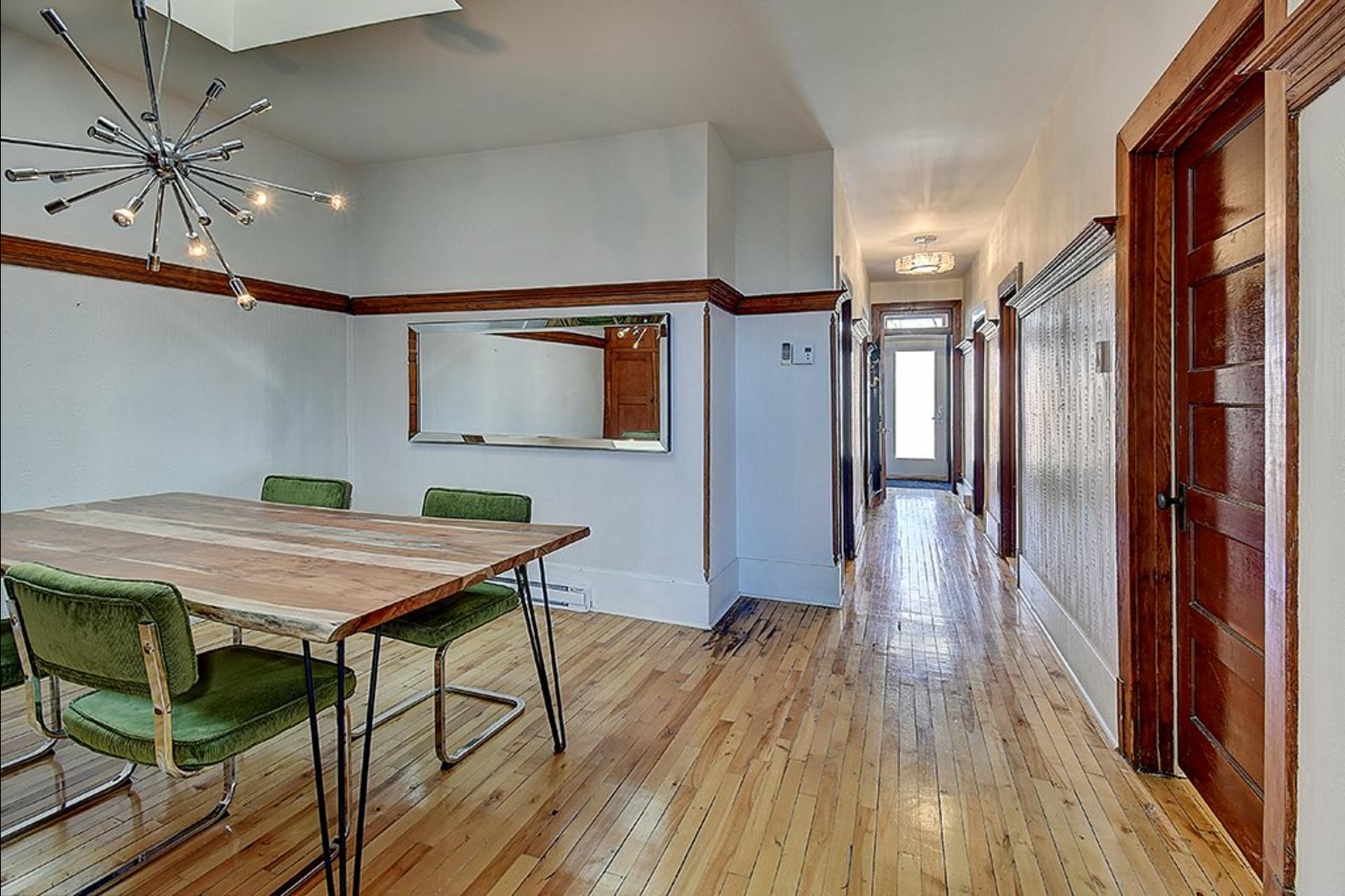 image 6 - Duplex À vendre Montréal Le Sud-Ouest  - 6 pièces