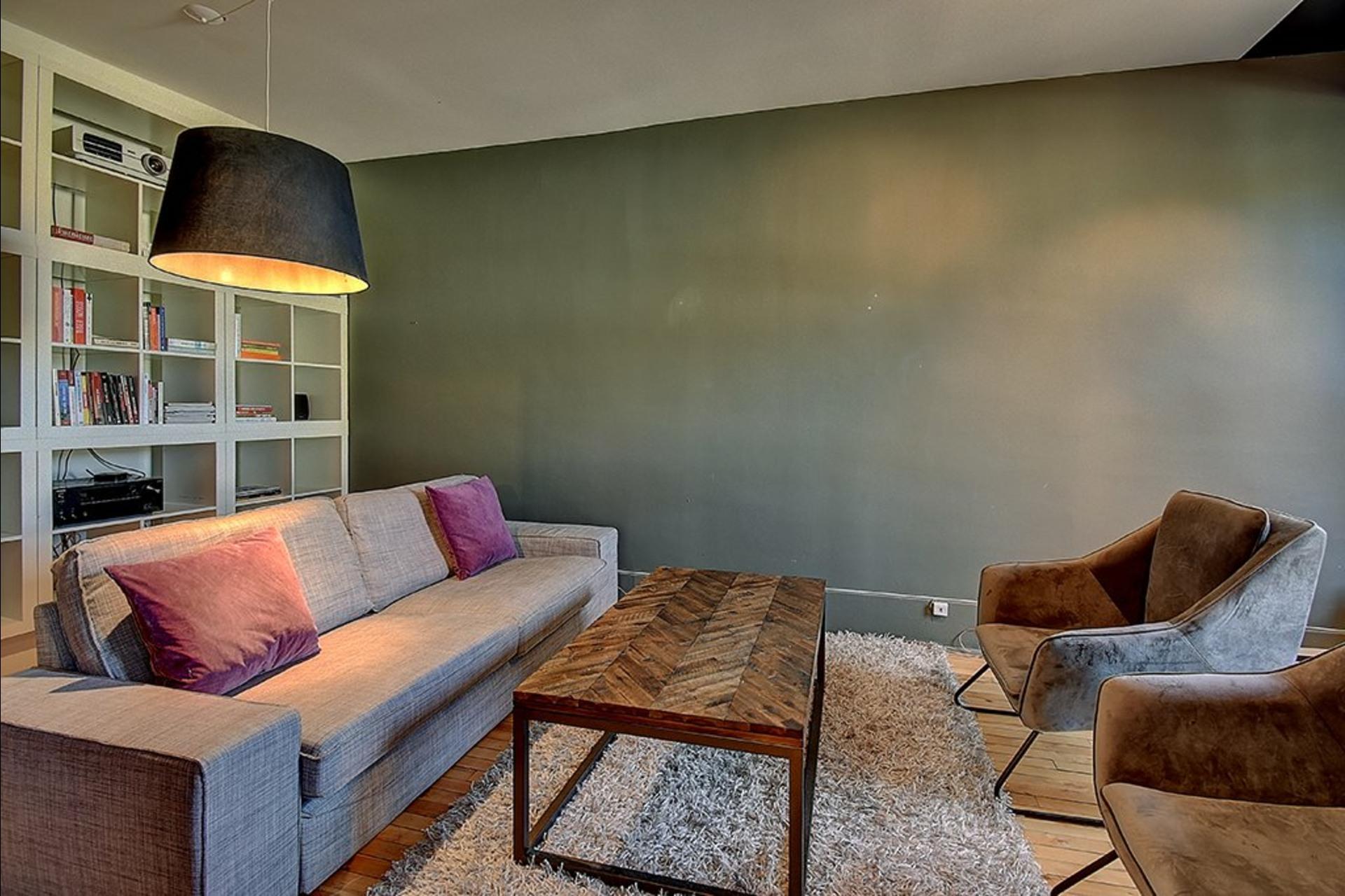 image 2 - Duplex À vendre Montréal Le Sud-Ouest  - 6 pièces