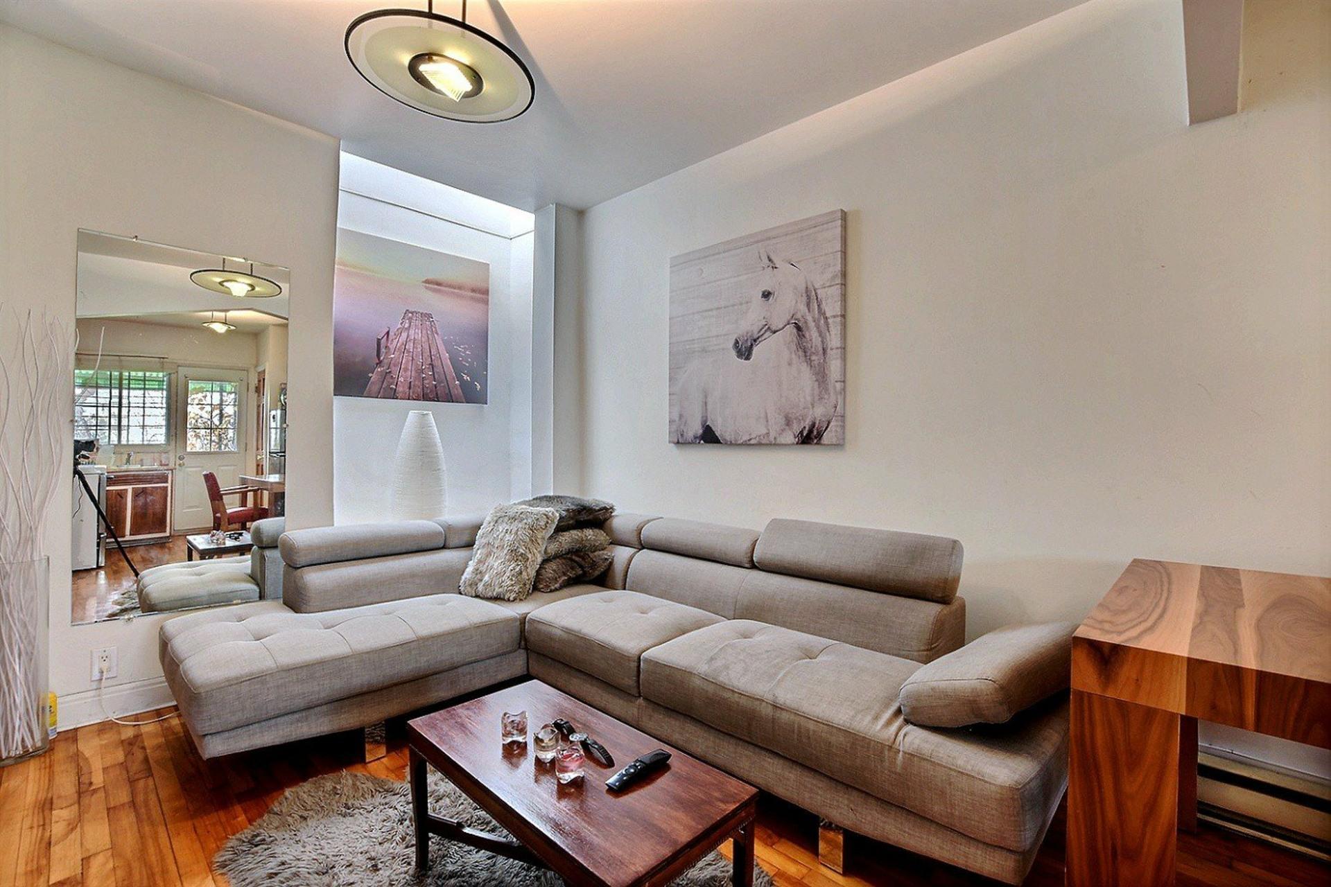 image 20 - Triplex For sale Montréal Mercier/Hochelaga-Maisonneuve  - 12 rooms