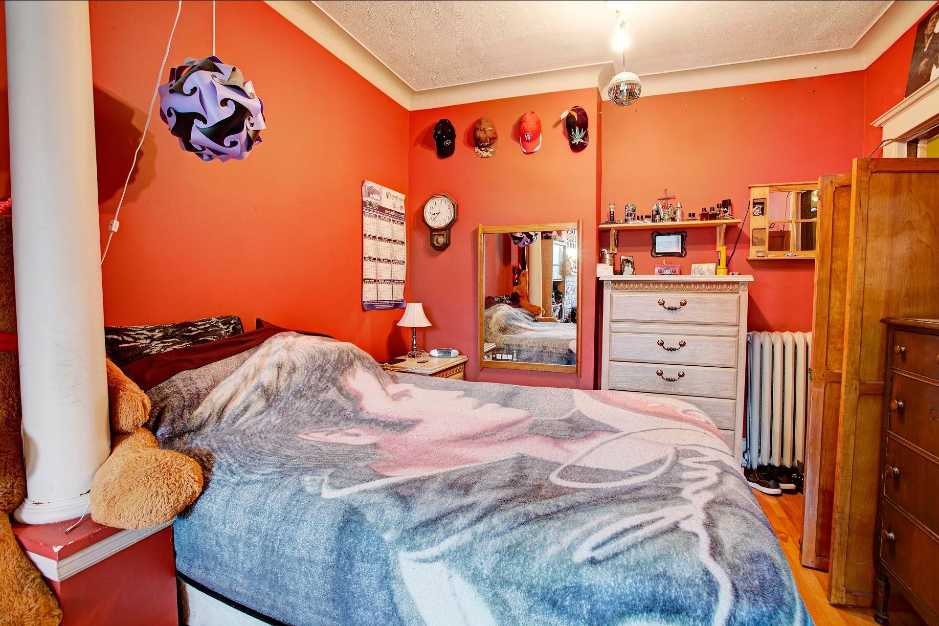image 6 - Triplex For sale Le Sud-Ouest Montréal  - 6 rooms