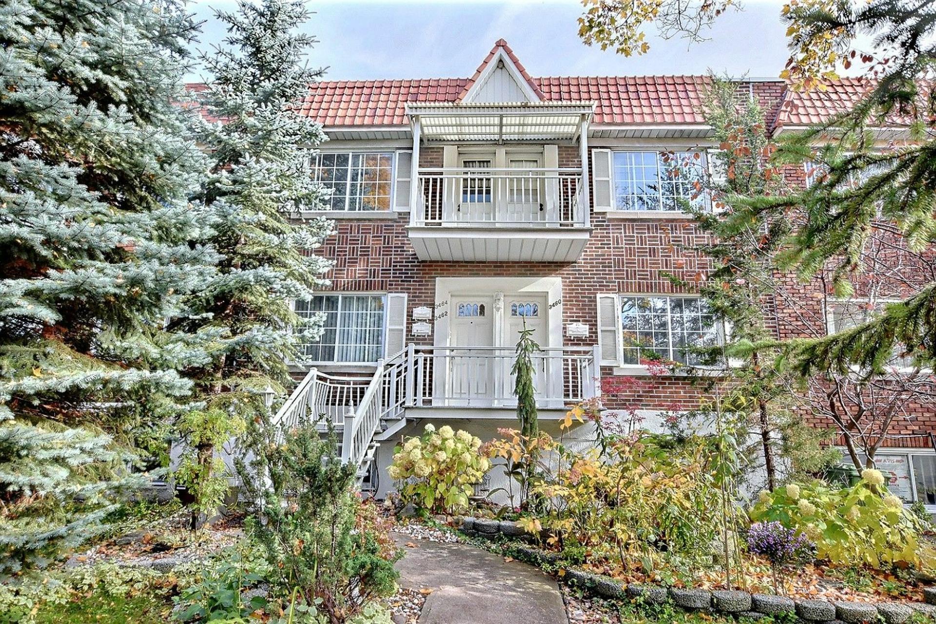 image 0 - Triplex For sale Montréal Mercier/Hochelaga-Maisonneuve  - 12 rooms