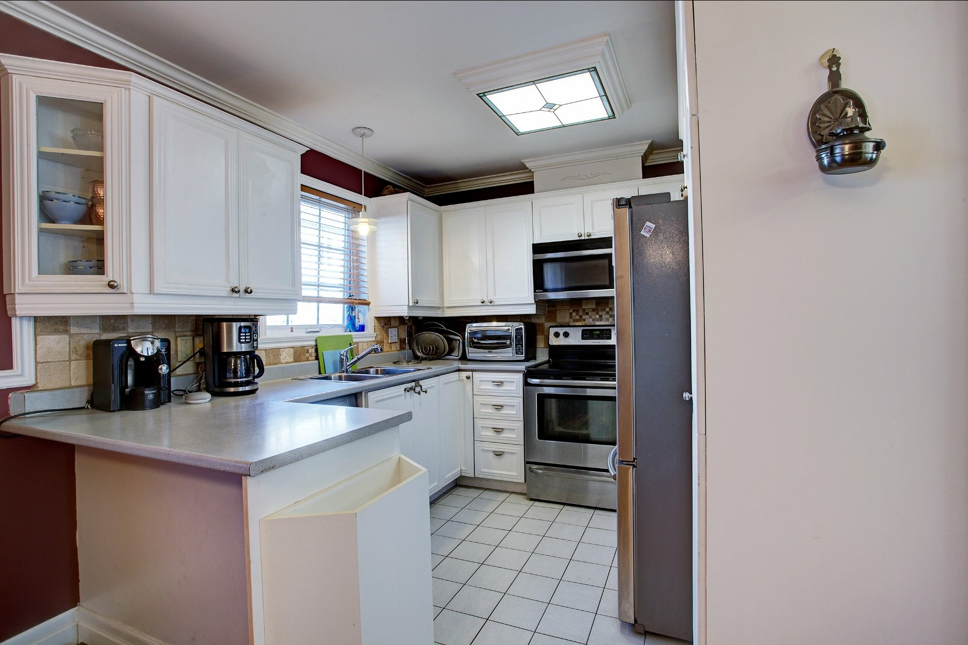 image 8 - House For sale Lachine Montréal  - 10 rooms
