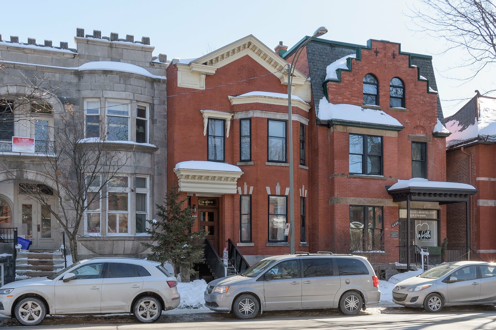 image 0 - House For rent Westmount - 9 rooms