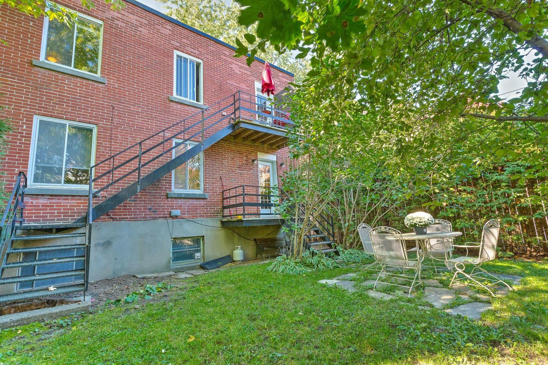 image 25 - Duplex À vendre Montréal Côte-des-Neiges/Notre-Dame-de-Grâce  - 5 pièces