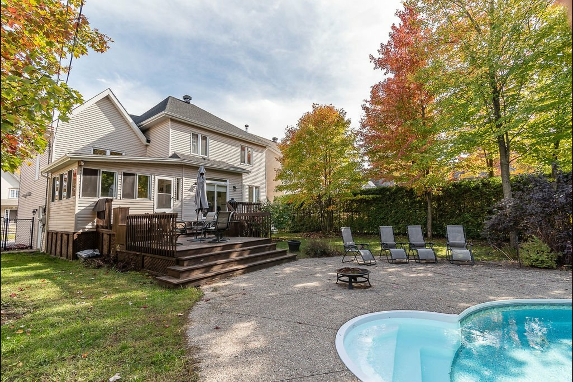 image 2 - House For sale Blainville - 14 rooms