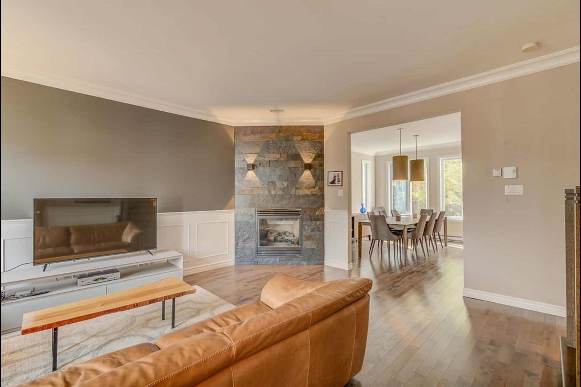 image 10 - House For sale Blainville - 14 rooms