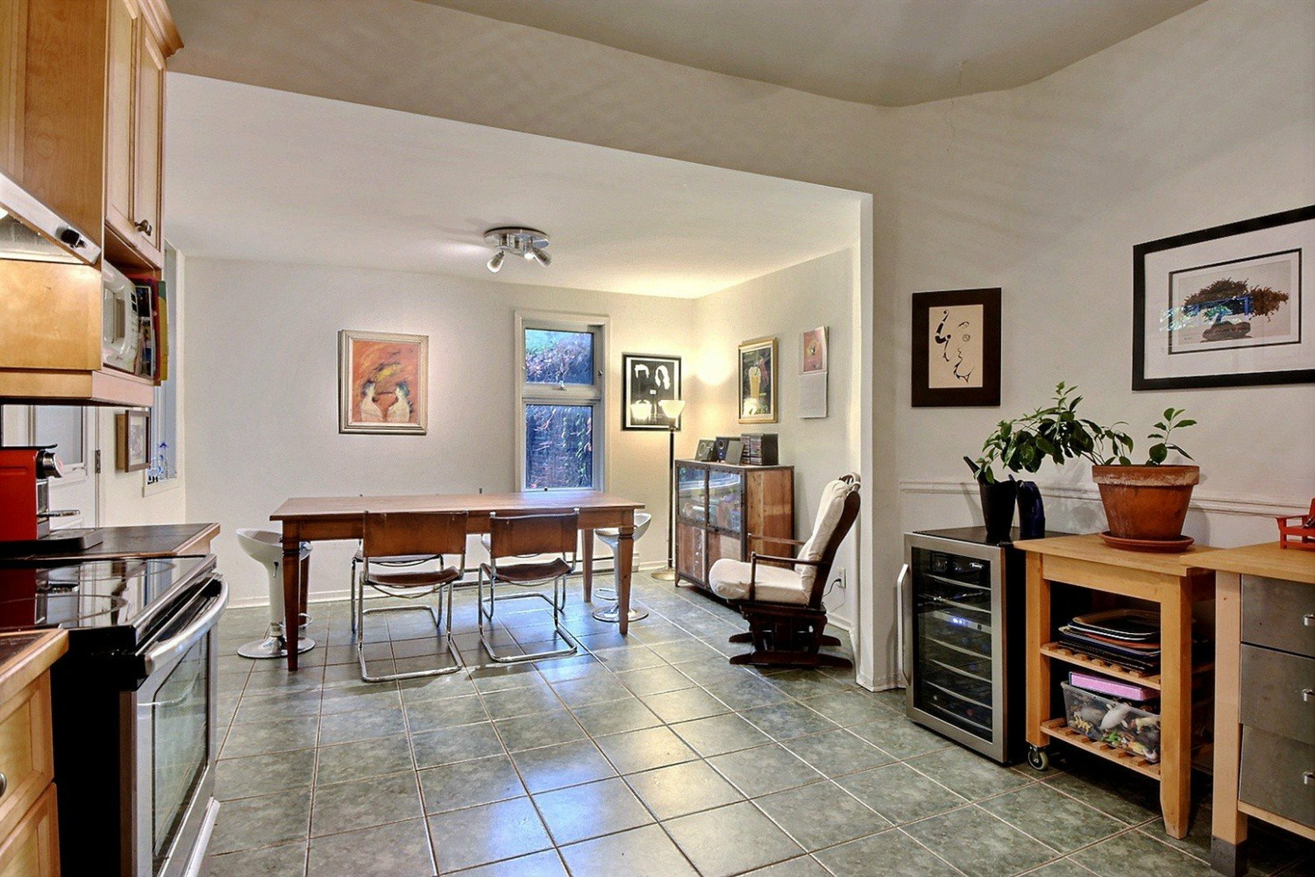 image 8 - Apartment For sale Montréal Le Plateau-Mont-Royal  - 7 rooms
