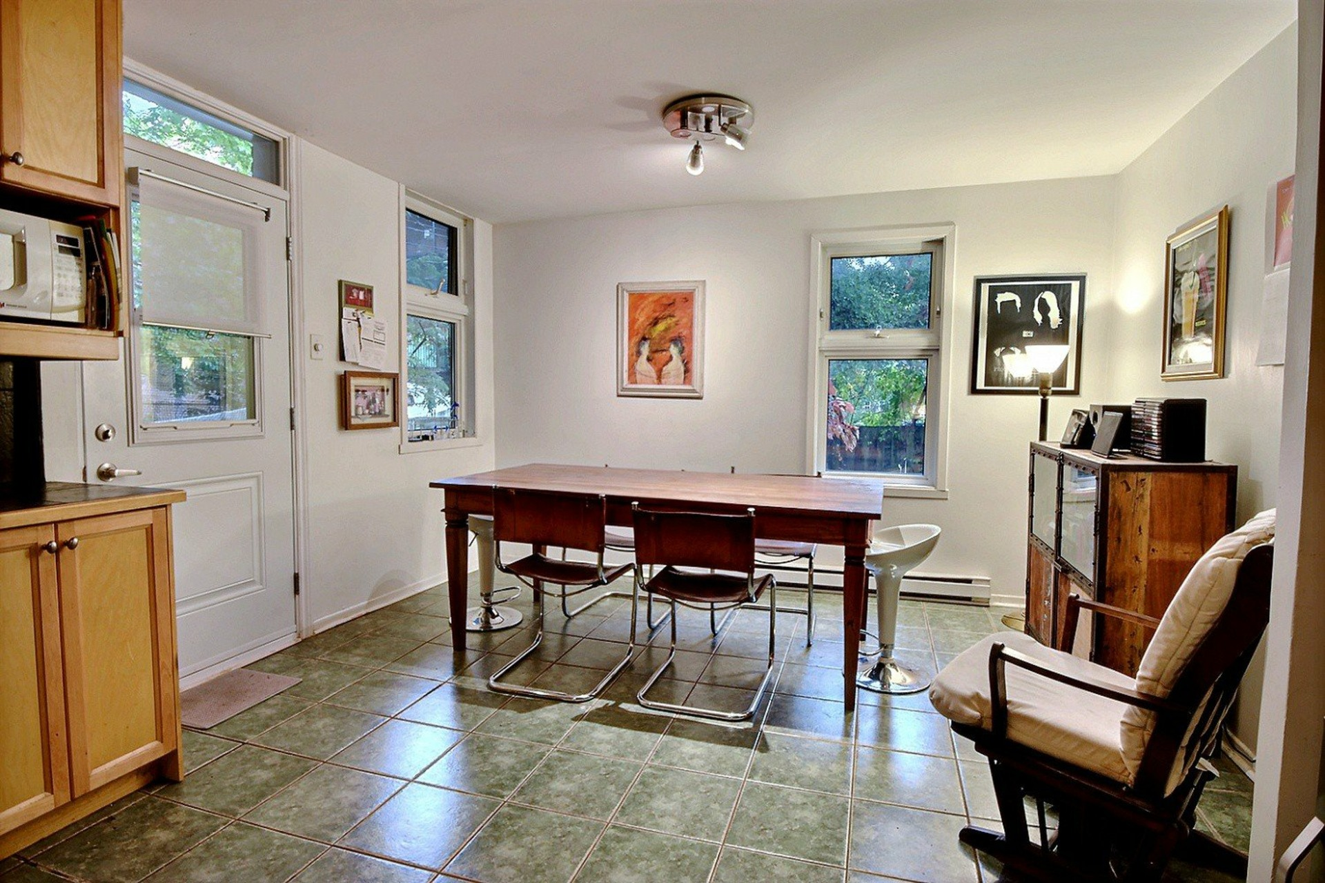image 9 - Apartment For sale Montréal Le Plateau-Mont-Royal  - 7 rooms