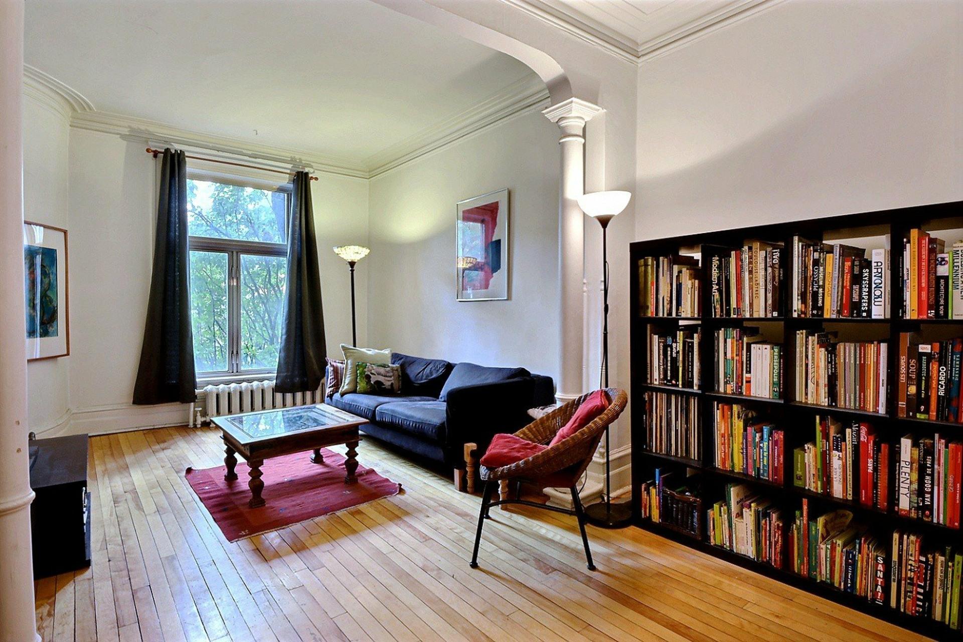 image 11 - Apartment For sale Montréal Le Plateau-Mont-Royal  - 7 rooms