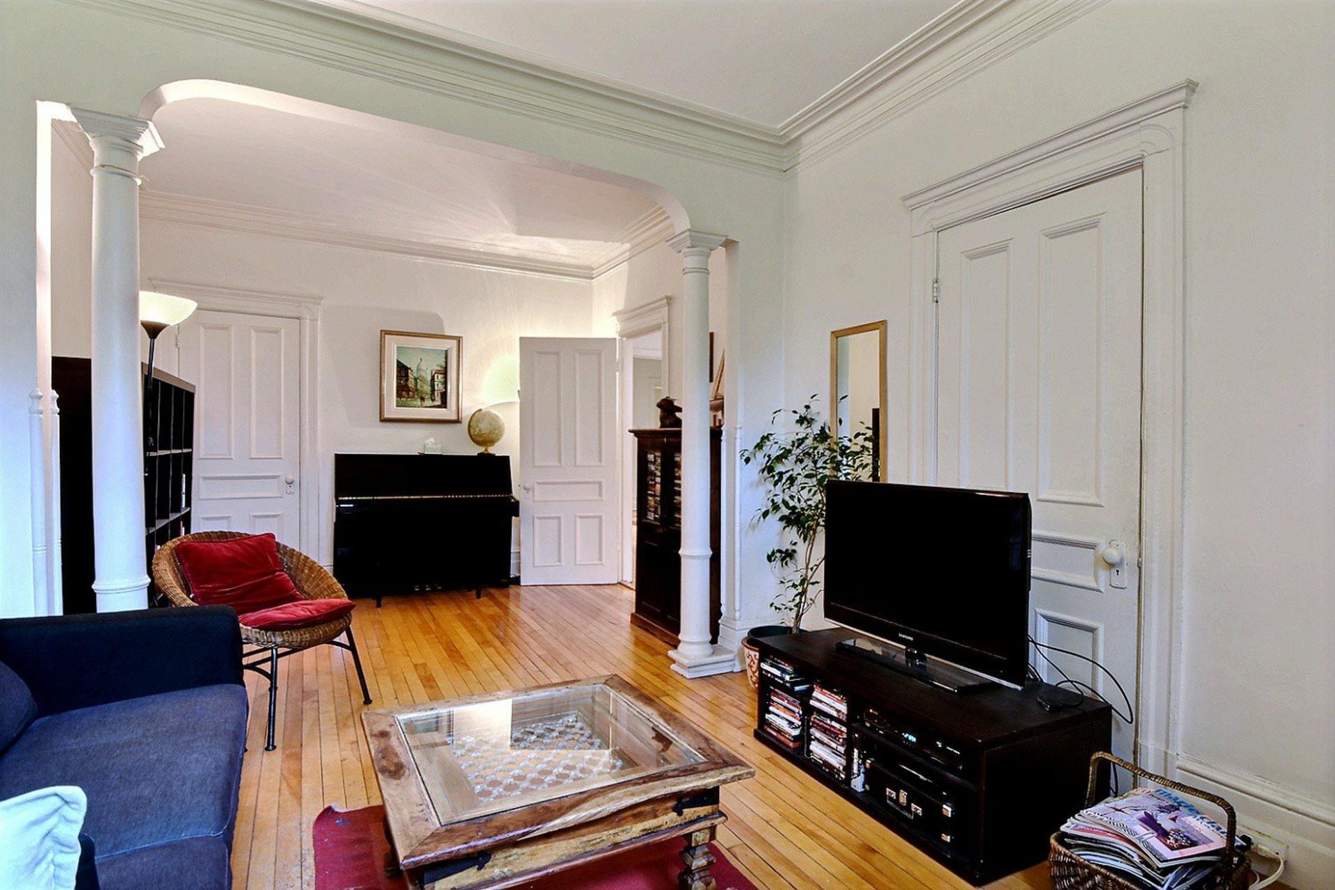 image 1 - Apartment For sale Montréal Le Plateau-Mont-Royal  - 7 rooms