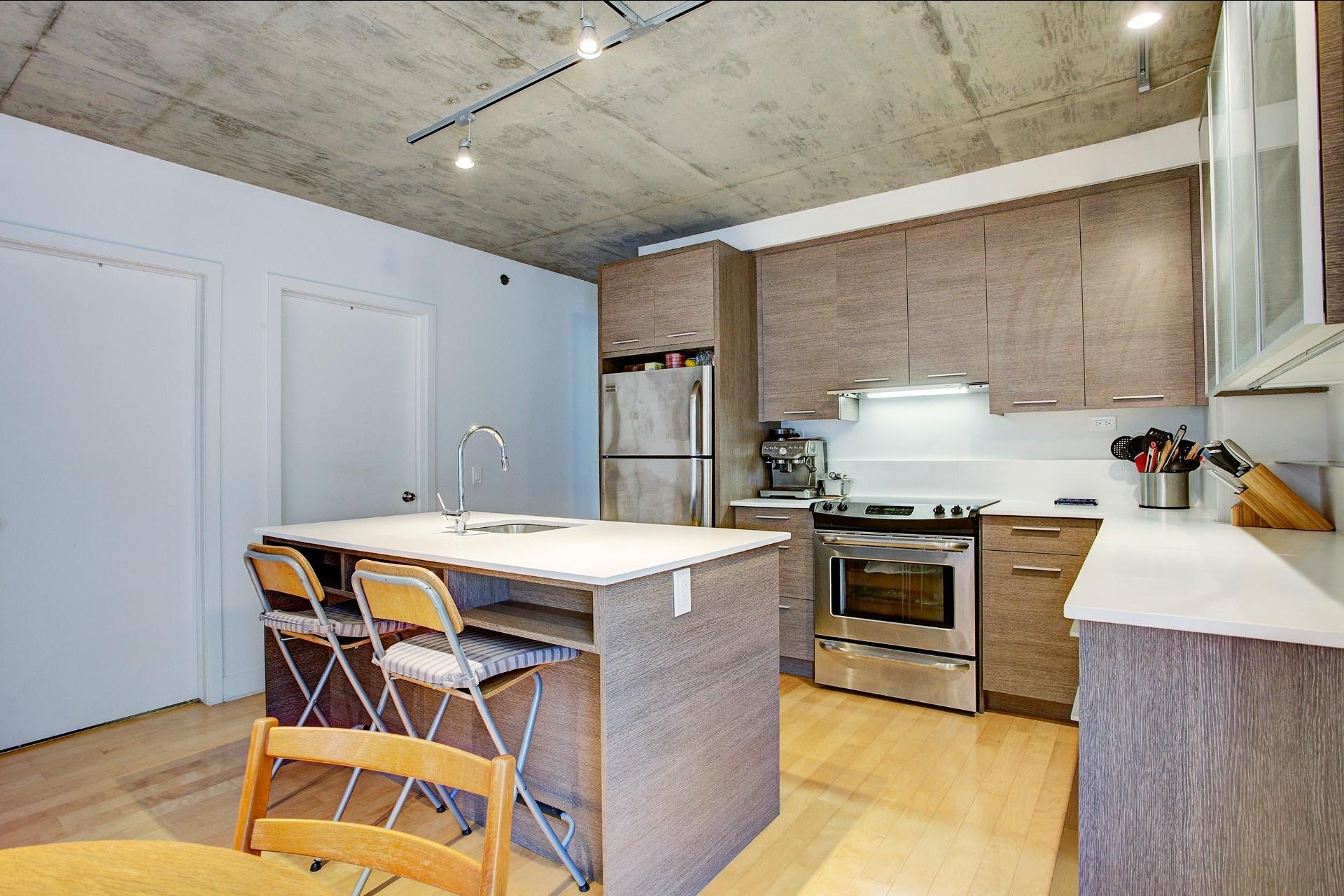 image 2 - 公寓 出售 Montréal Le Sud-Ouest  - 4 室