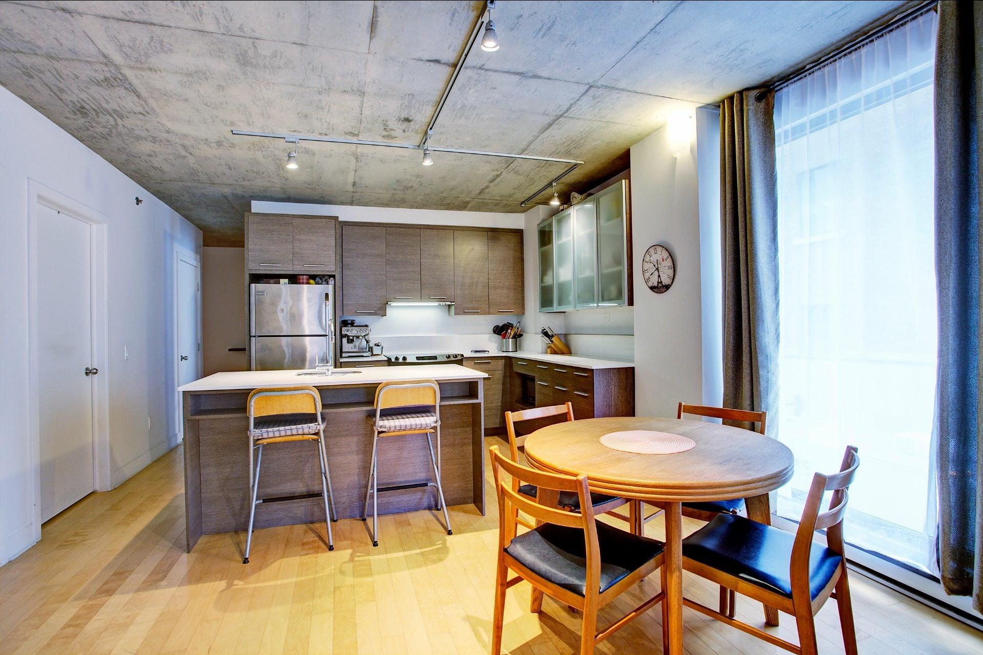 image 3 - 公寓 出售 Montréal Le Sud-Ouest  - 4 室