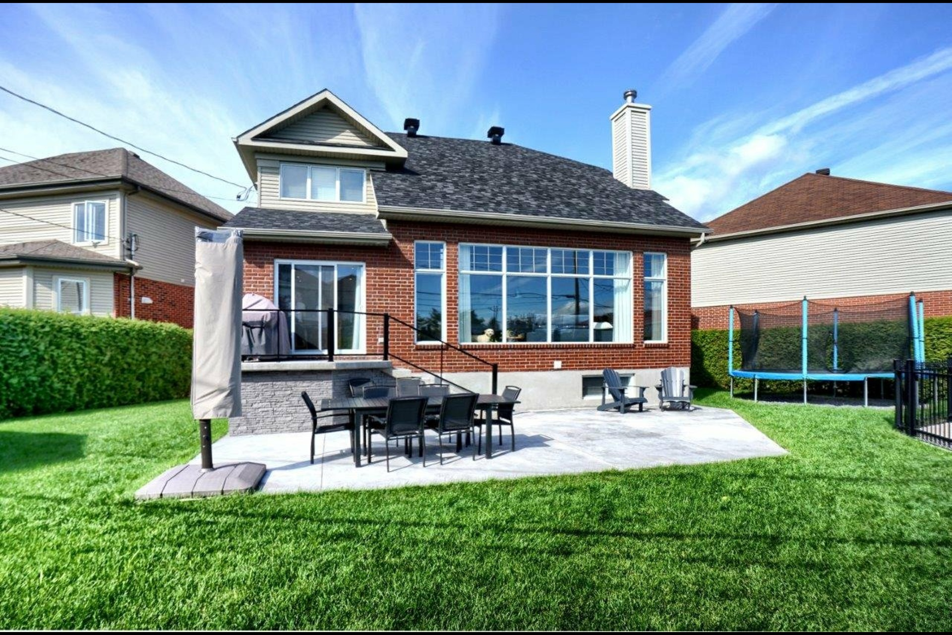 image 41 - House For sale Brossard - 10 rooms