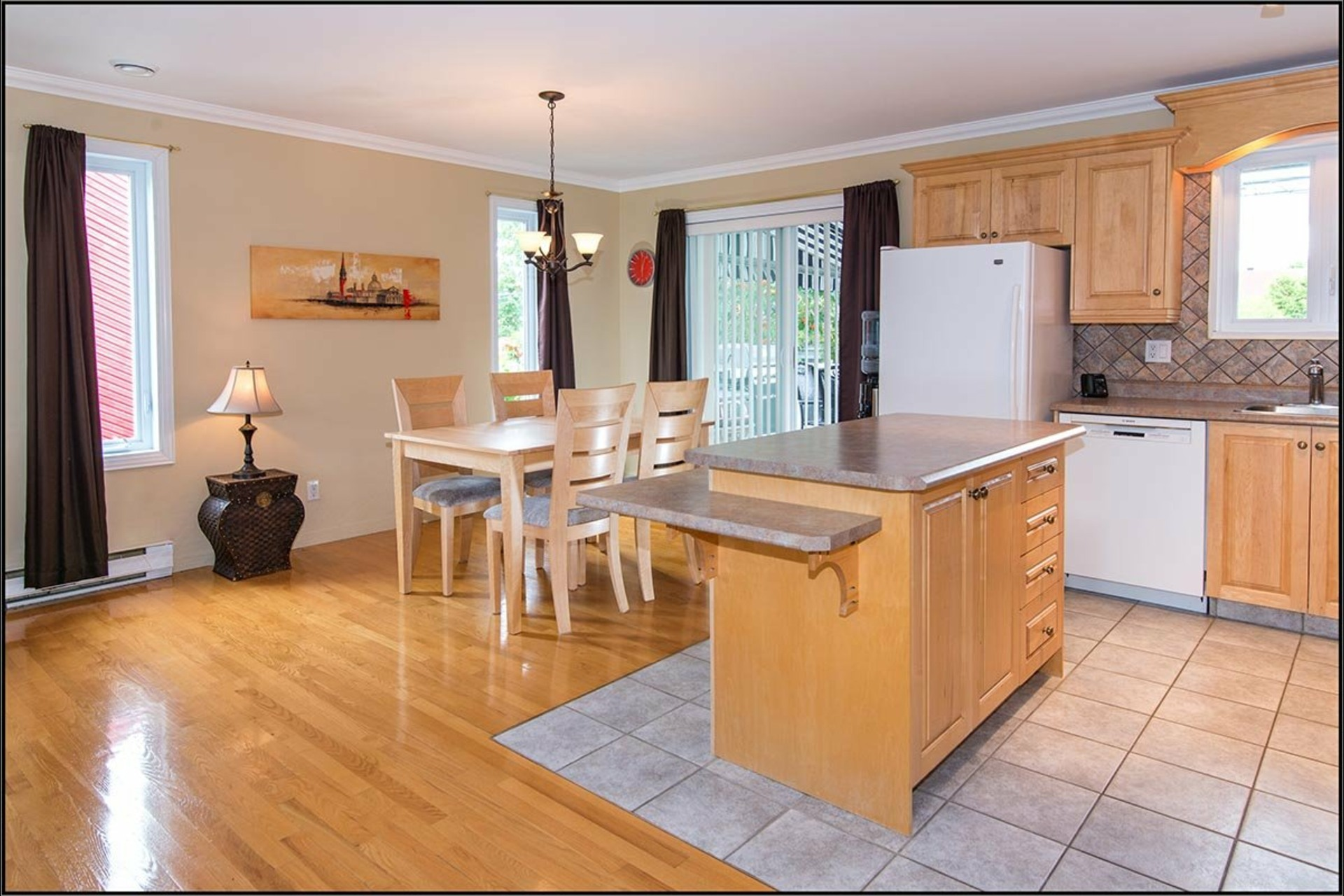 image 5 - House For sale Beauport Québec  - 11 rooms