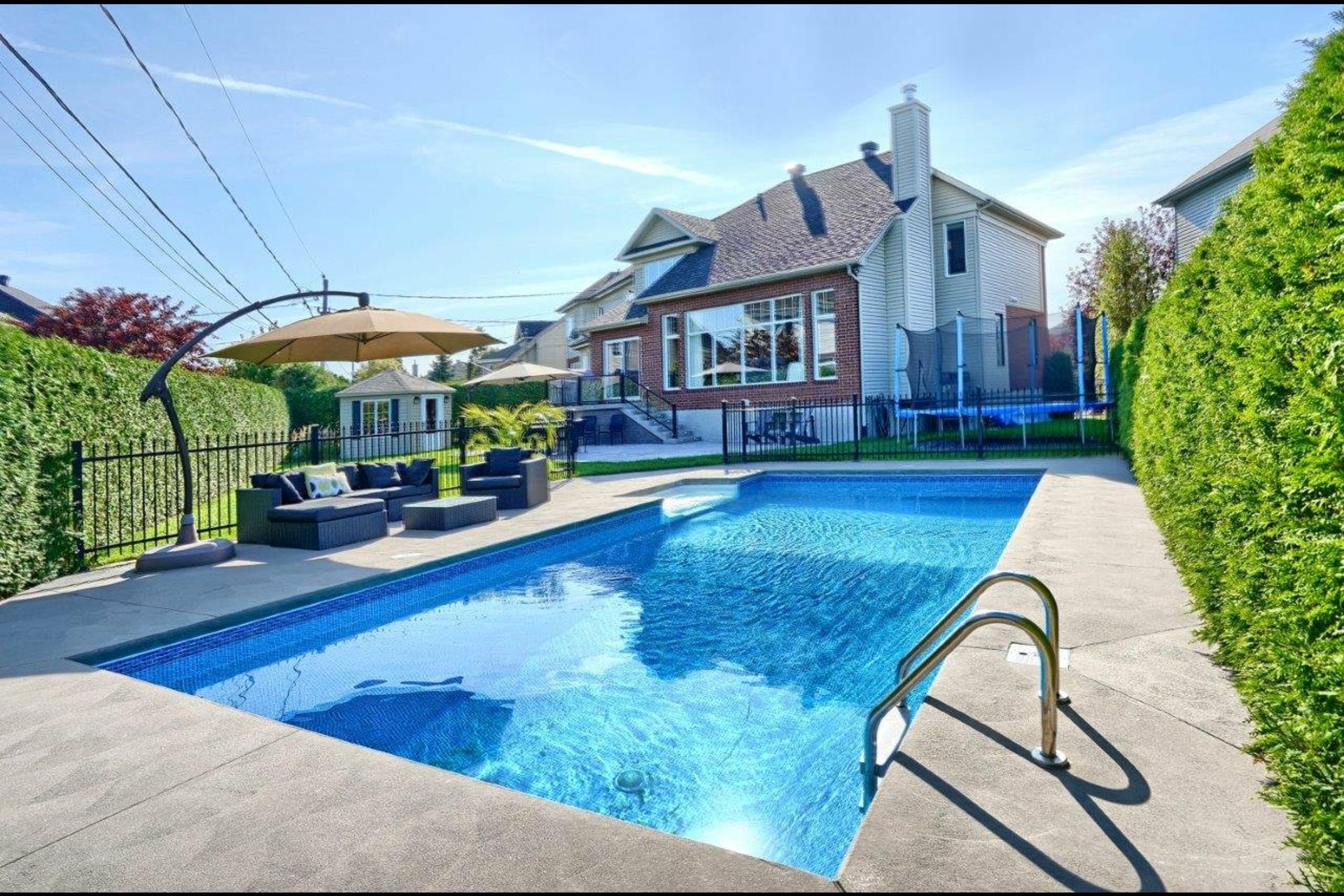 image 38 - House For sale Brossard - 10 rooms