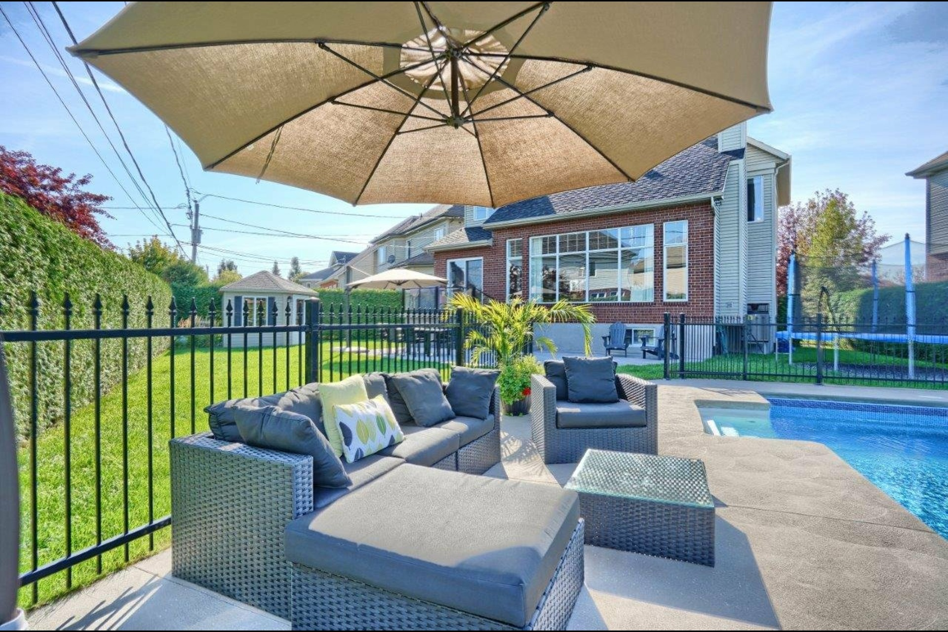 image 39 - House For sale Brossard - 10 rooms