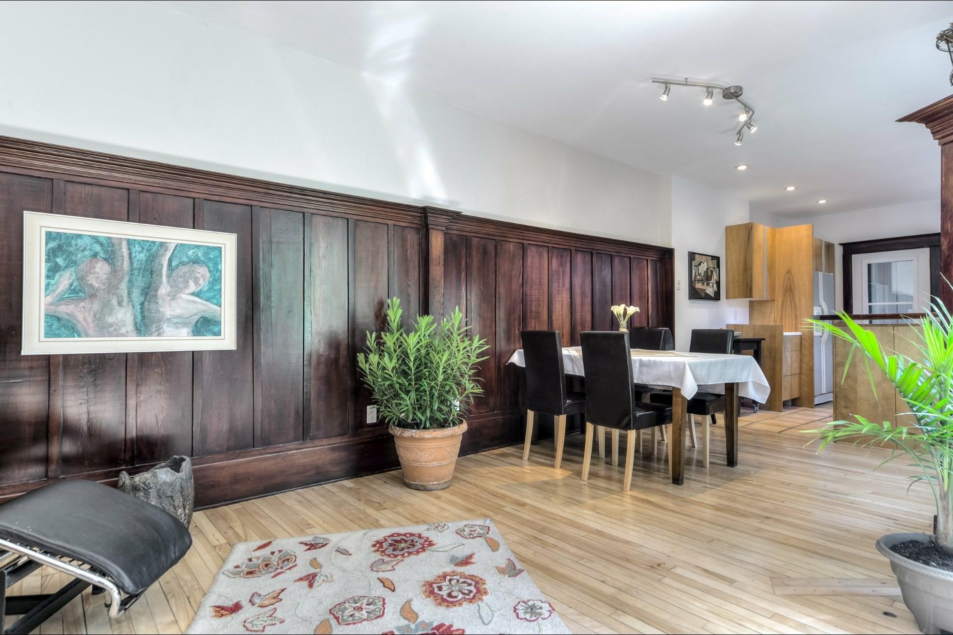 image 2 - Duplex À vendre Saint-Lambert - 10 pièces