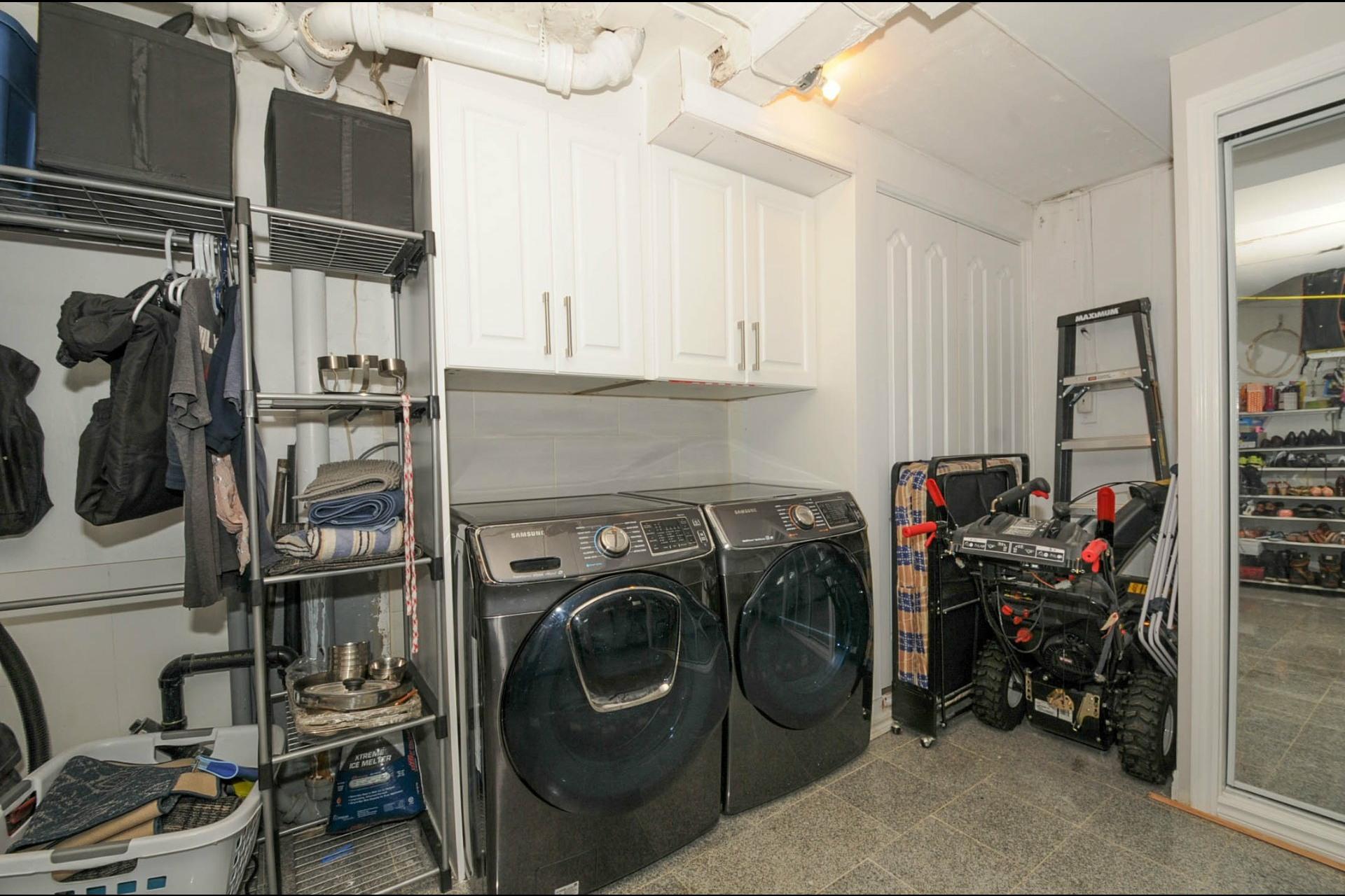image 38 - Duplex À vendre Montréal LaSalle  - 8 pièces