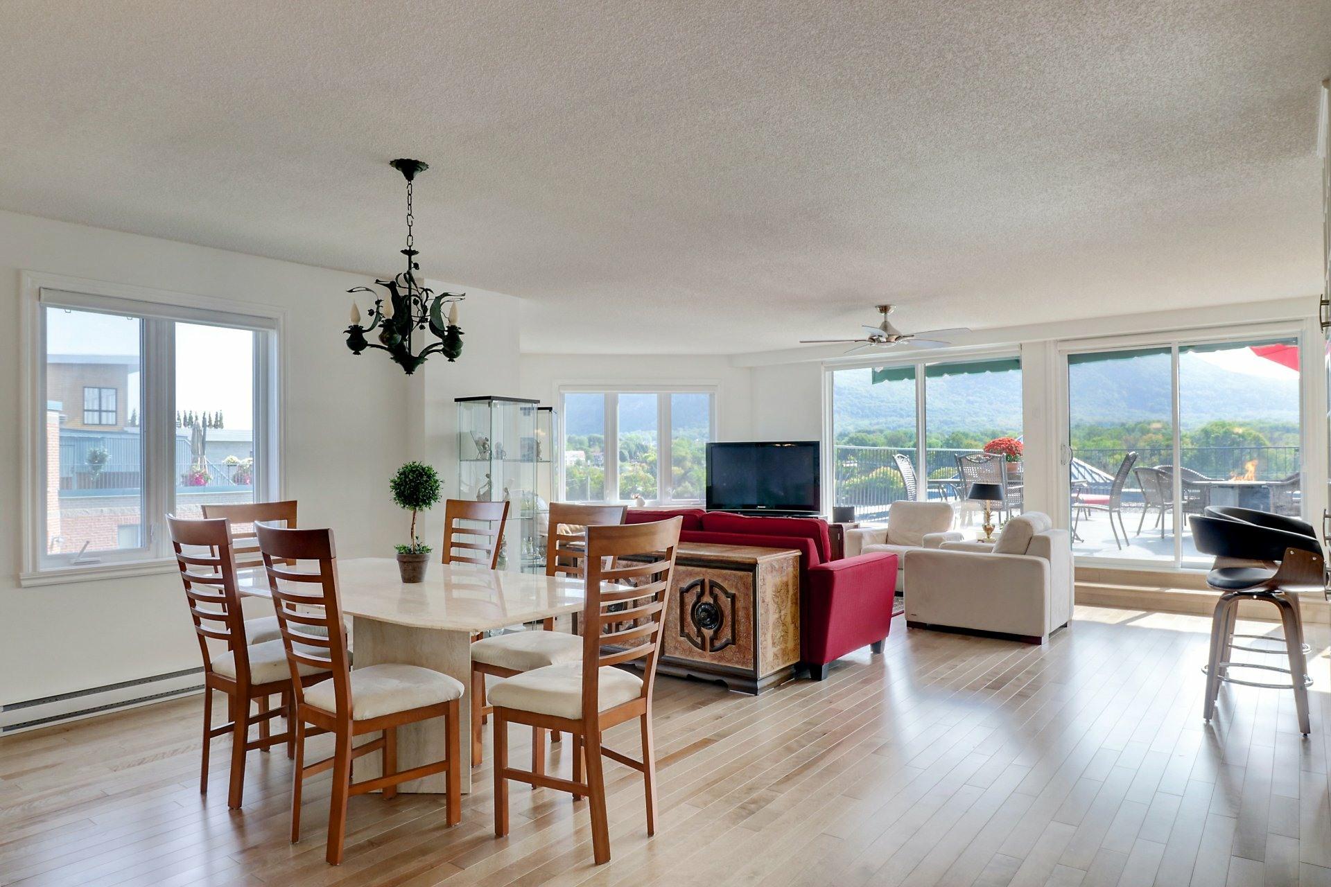 image 2 - Apartment For sale Beloeil - 9 rooms