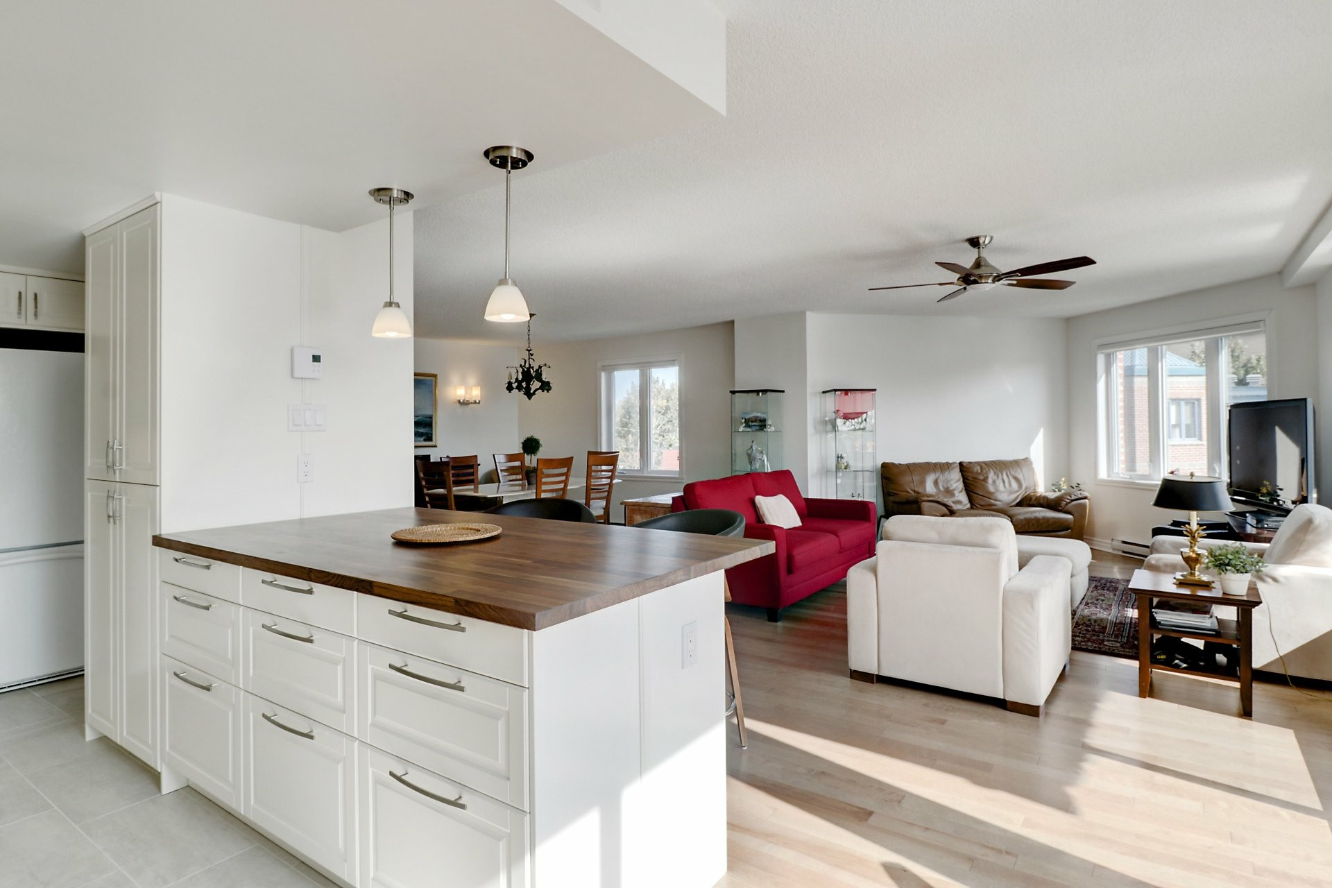 image 11 - Apartment For sale Beloeil - 9 rooms