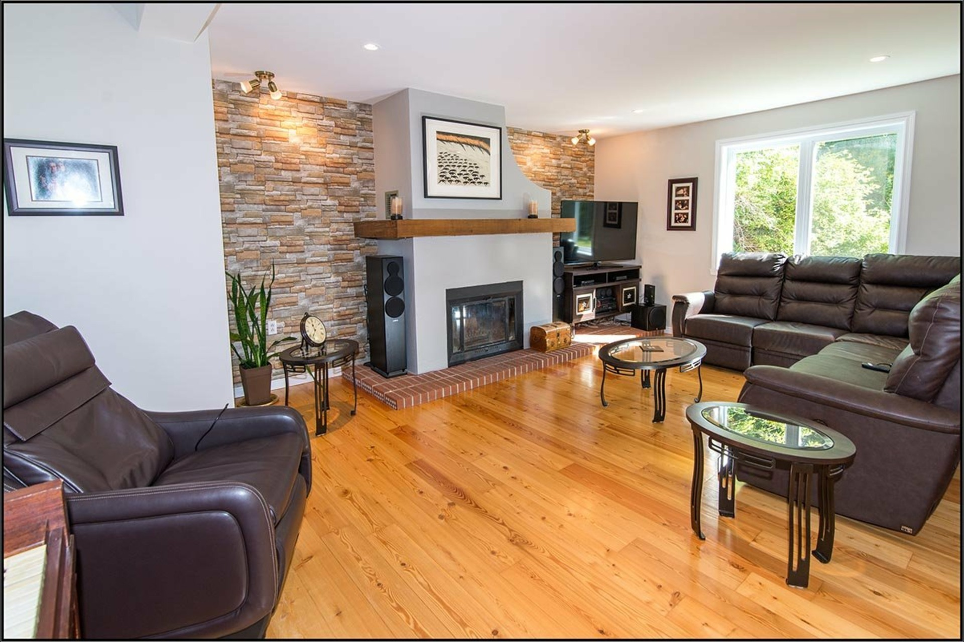 image 1 - House For sale Saint-Raymond - 16 rooms