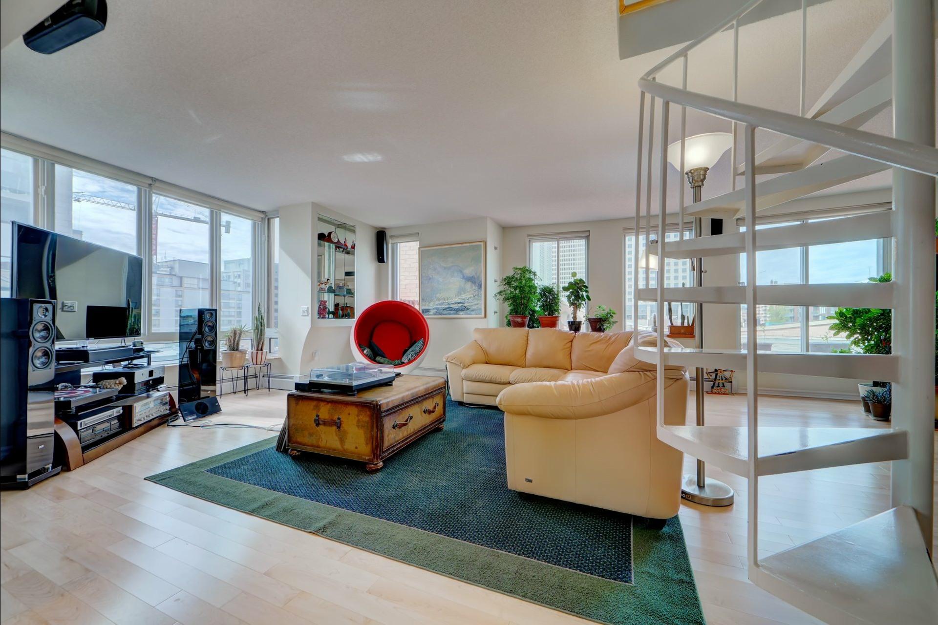 image 16 - Appartement À vendre Montréal Ville-Marie  - 5 pièces