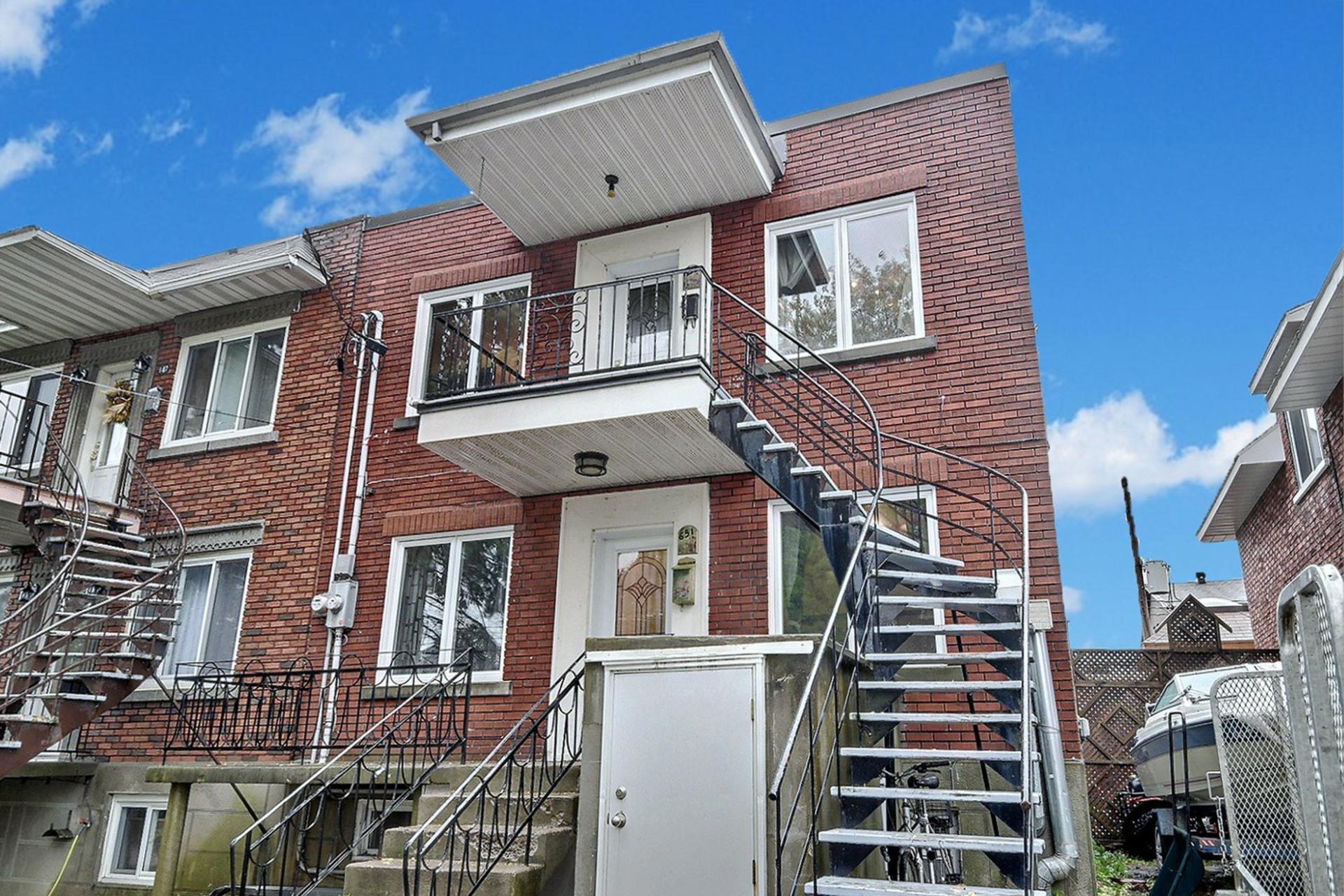 image 0 - Duplex For sale Lachine Montréal  - 6 rooms