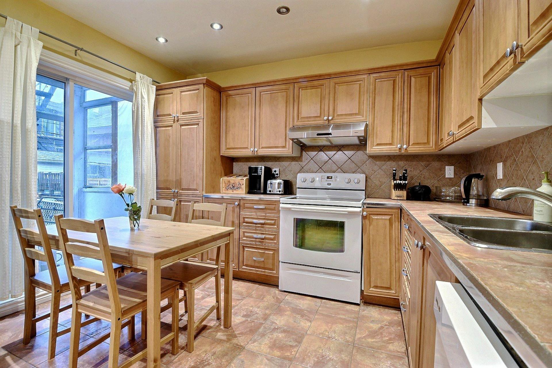 image 2 - Duplex For sale Lachine Montréal  - 6 rooms