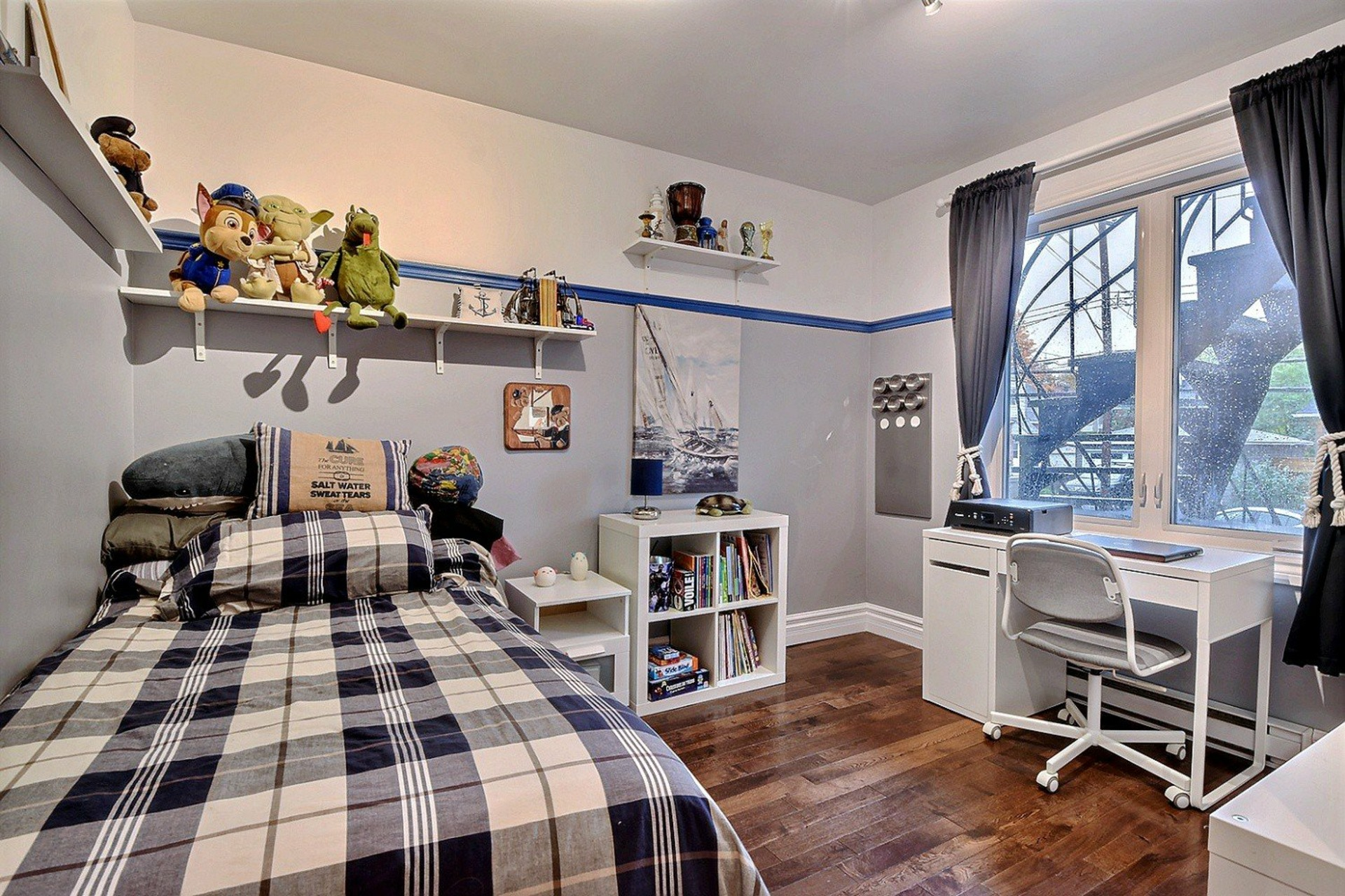 image 11 - Duplex For sale Lachine Montréal  - 6 rooms