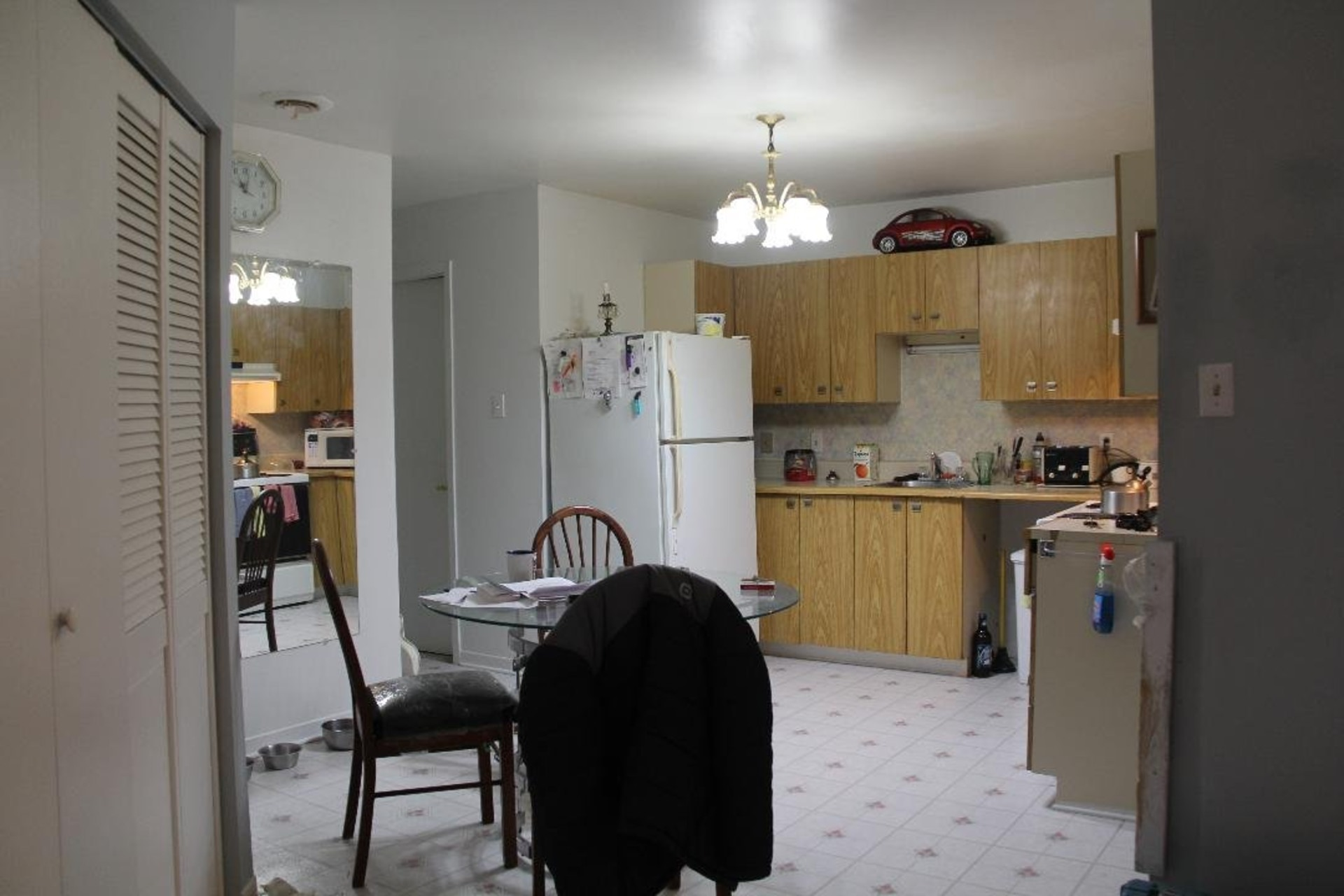Quintuplex For sale Le Sud-Ouest Montréal  - 4 rooms