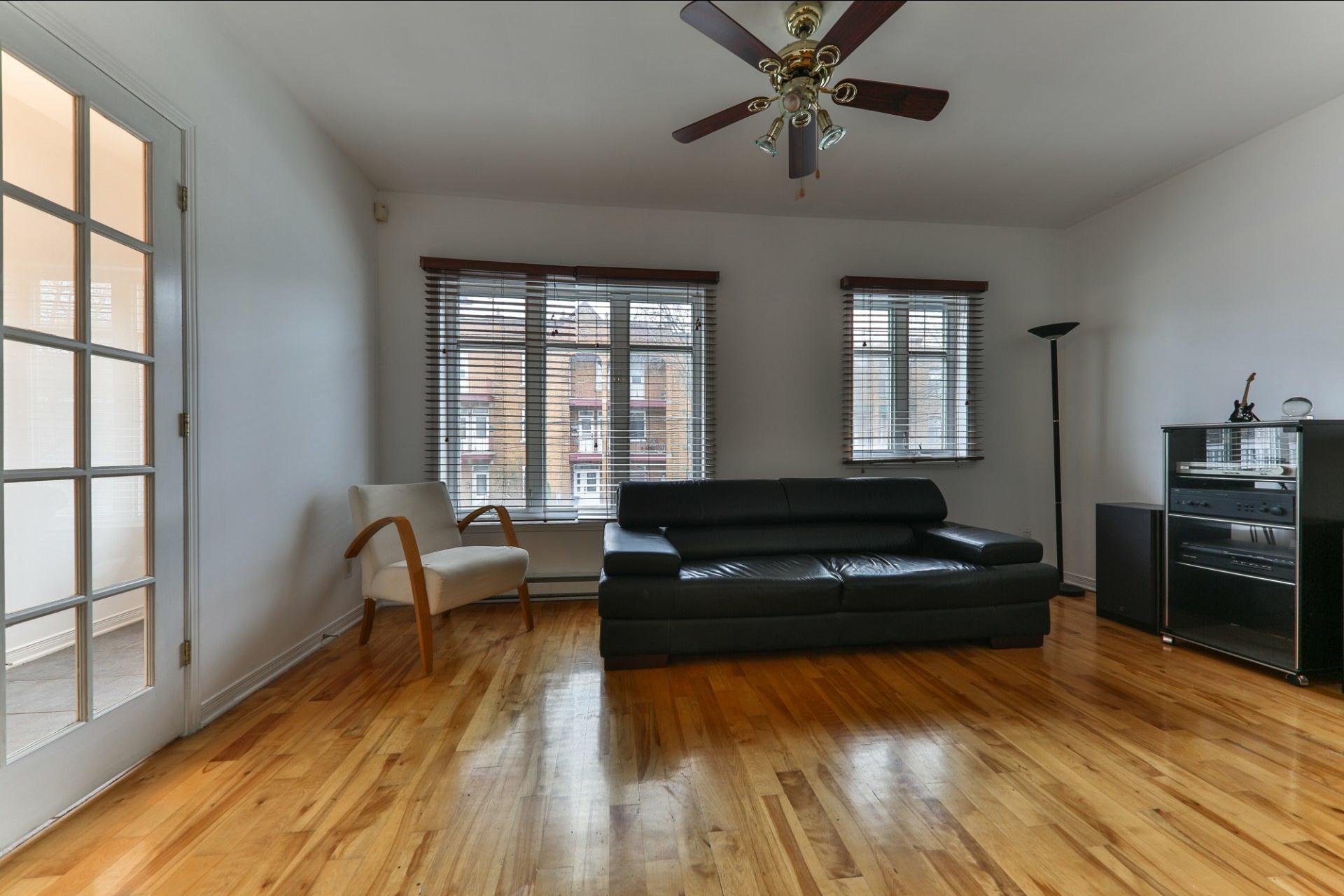 image 1 - Apartment For sale Verdun/Île-des-Sours Montréal  - 4 rooms