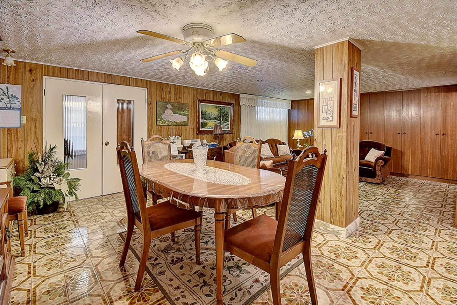 image 15 - House For sale Le Sud-Ouest Montréal  - 12 rooms