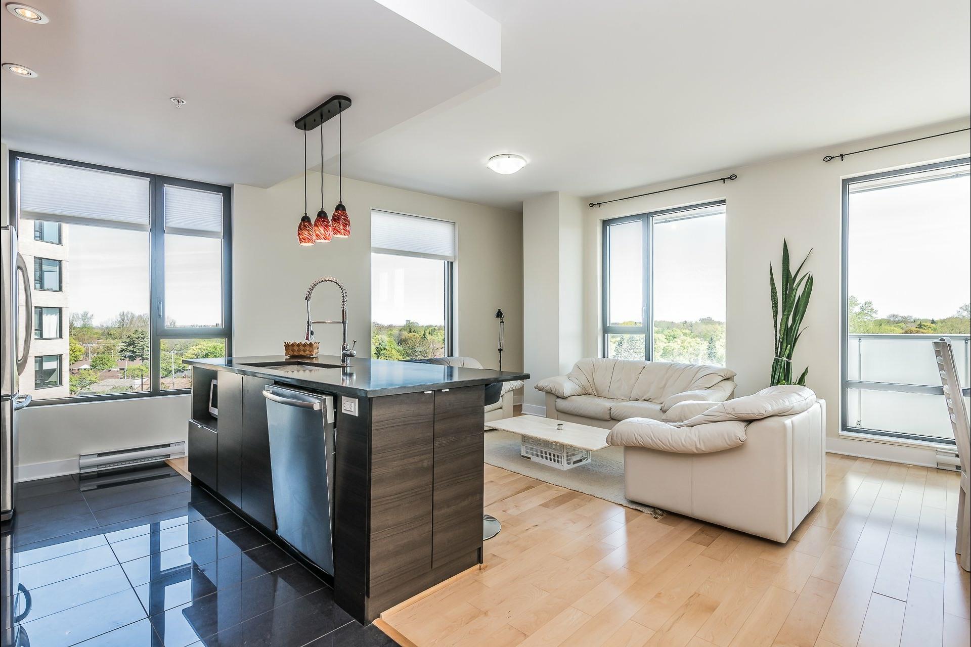 image 1 - Appartement À louer Montréal Côte-des-Neiges/Notre-Dame-de-Grâce  - 5 pièces